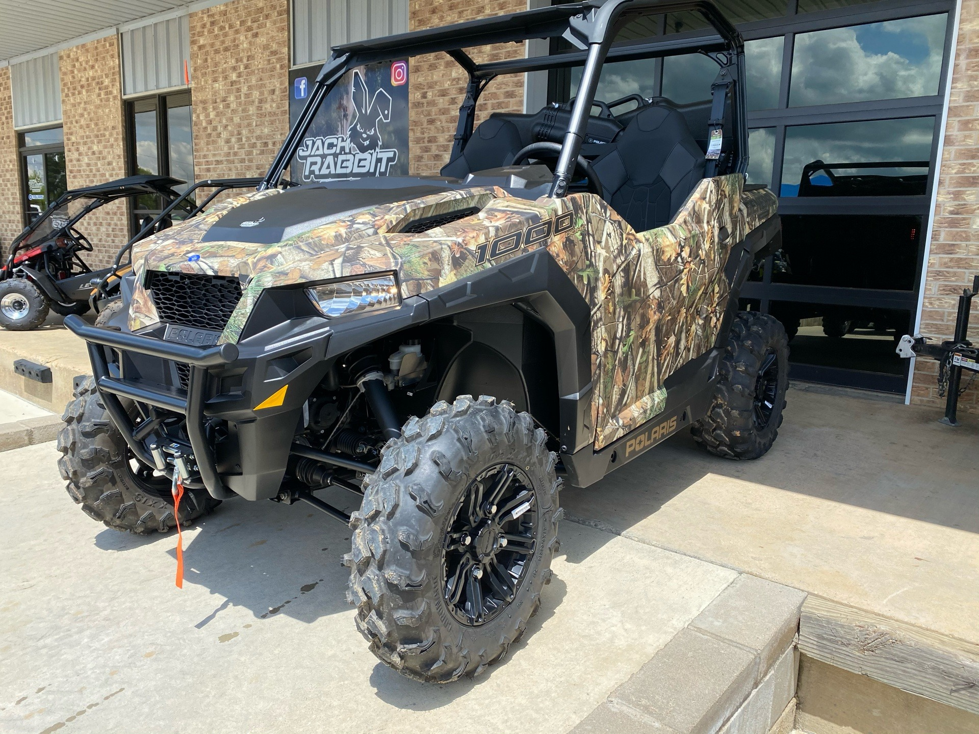 2017 Polaris General 1000 EPS SE in Marshall, Texas - Photo 2