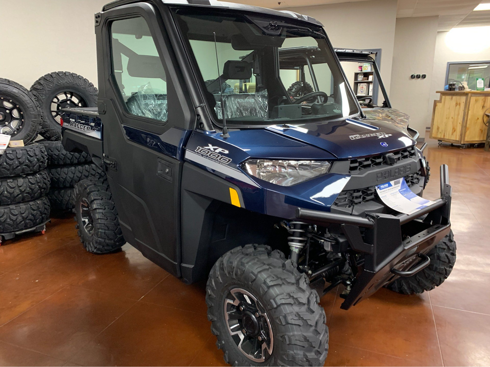 2019 Polaris Ranger XP 1000 EPS Northstar Edition Ride Command in Marshall,  Texas