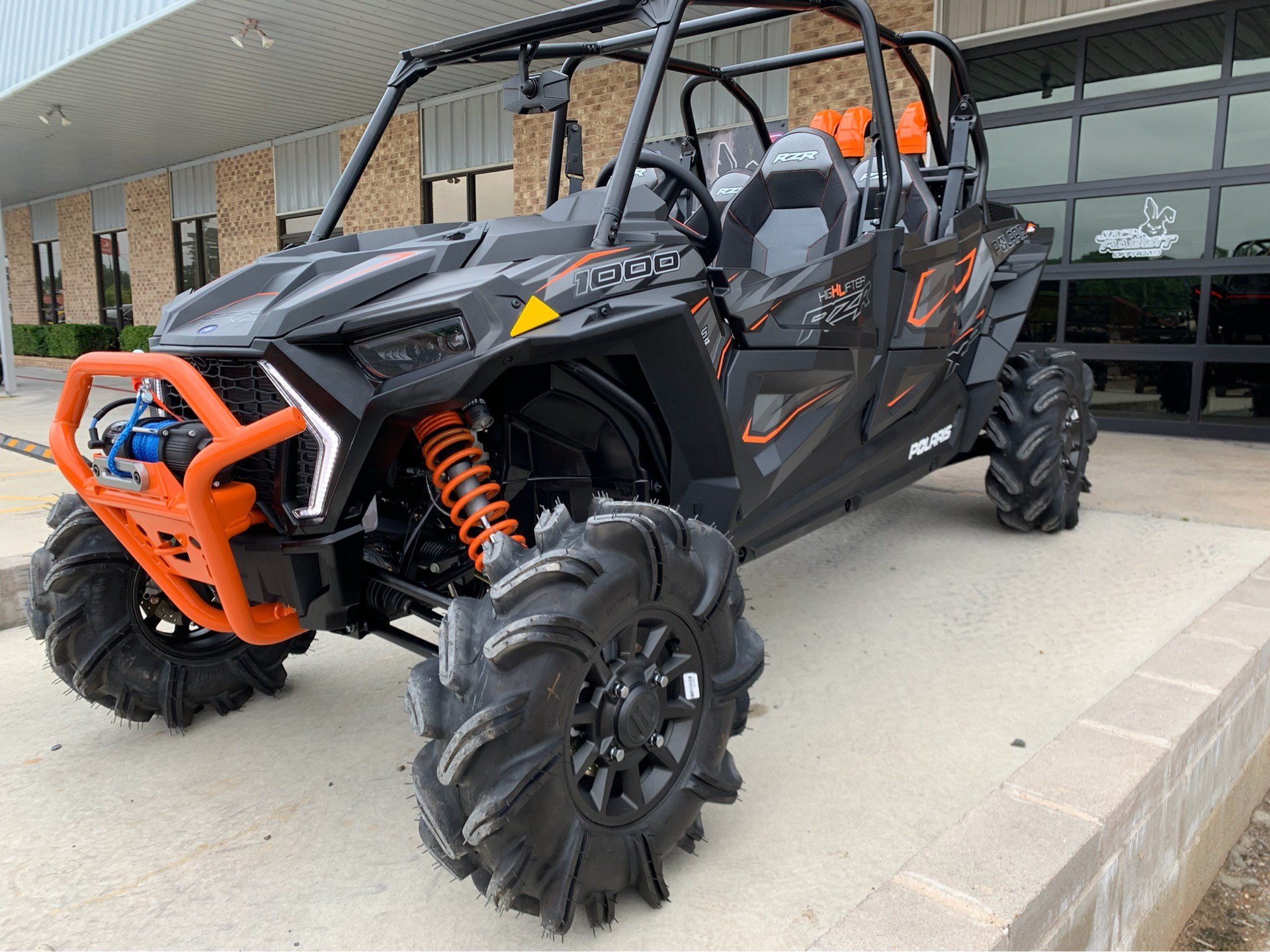 2019 Polaris RZR XP 4 1000 High Lifter in Marshall, Texas - Photo 1