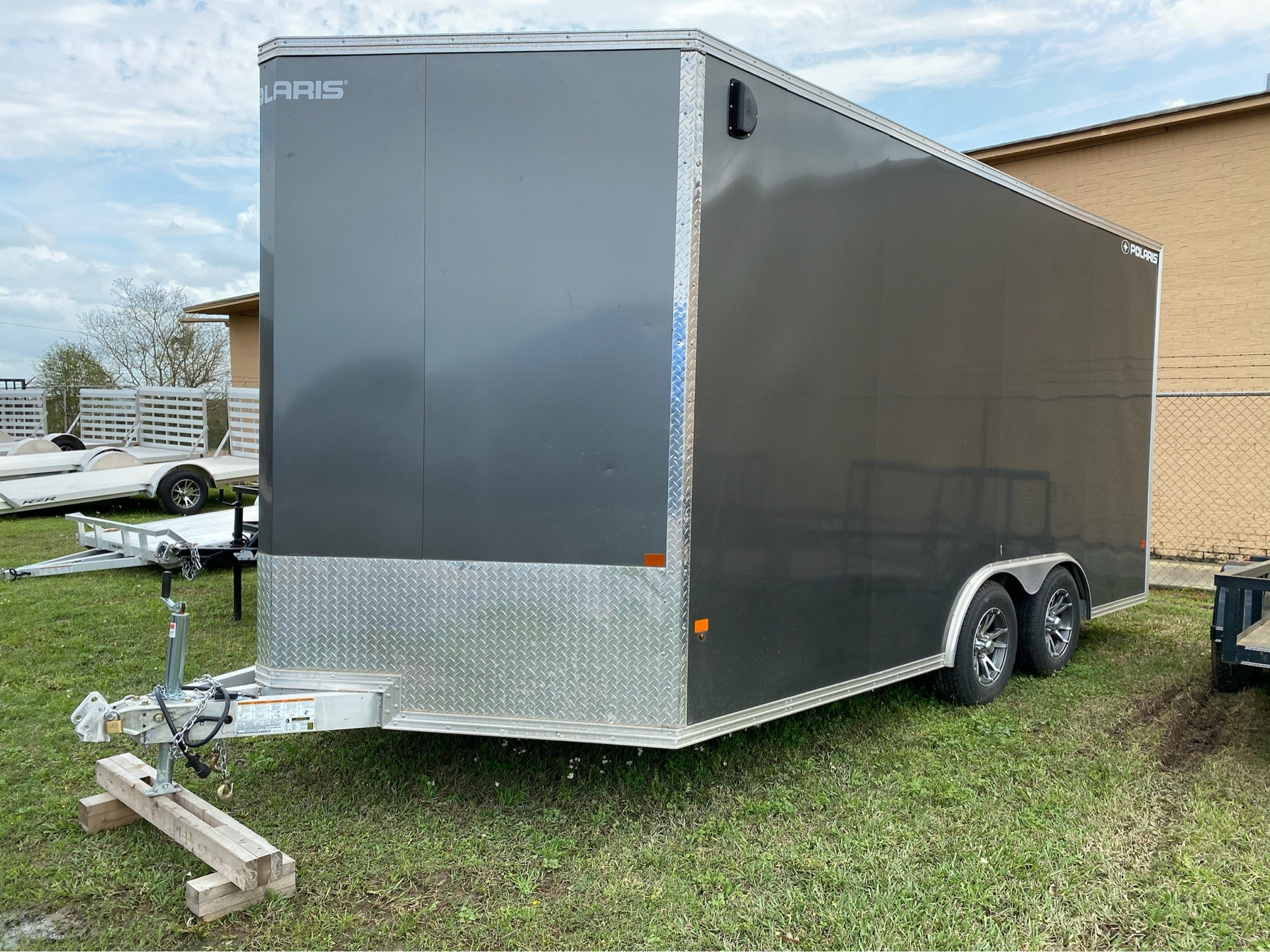 2019 Polaris Trailers PC8X16-IF in Marshall, Texas - Photo 1