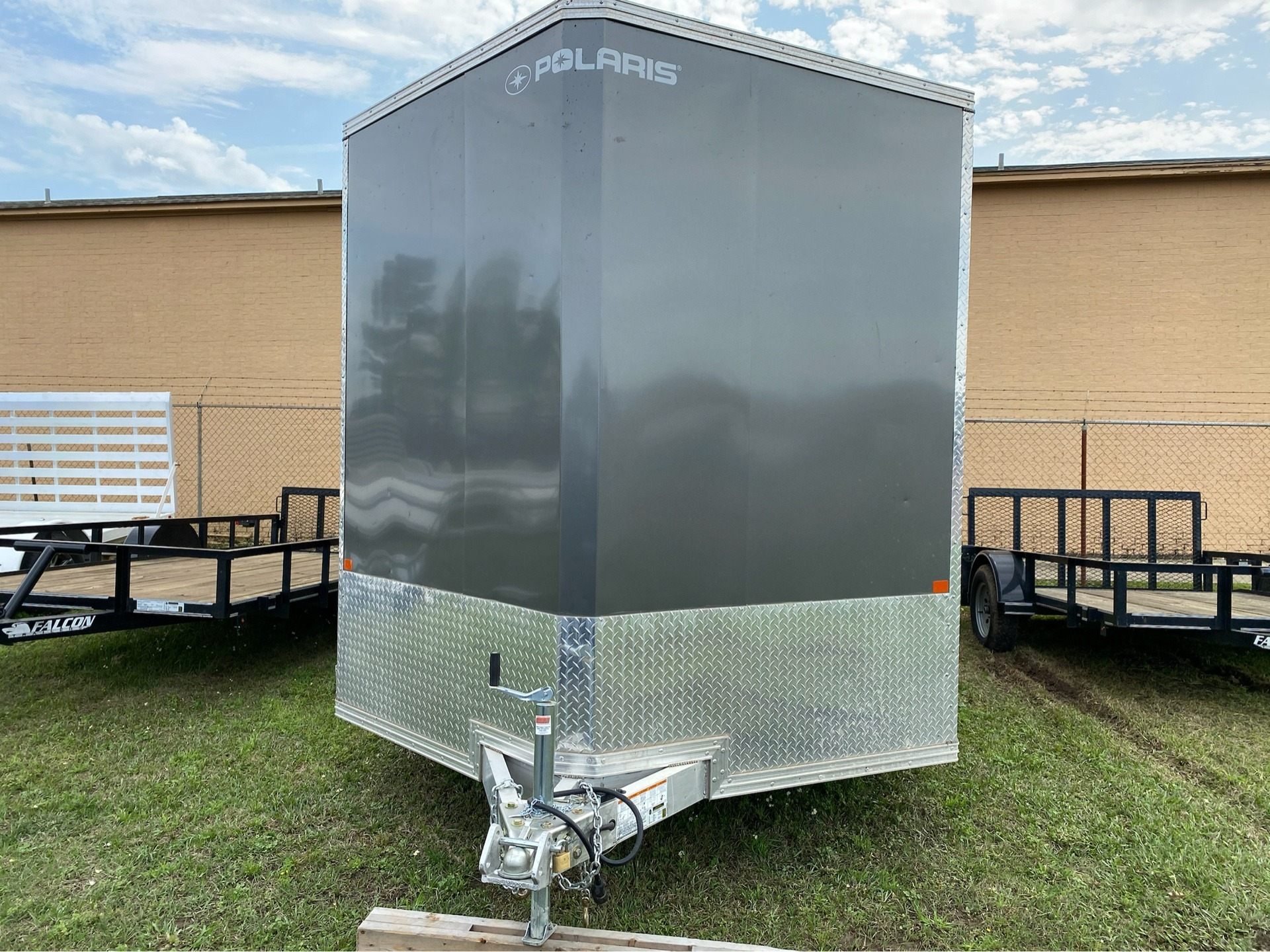 2019 Polaris Trailers PC8X16-IF in Marshall, Texas - Photo 2