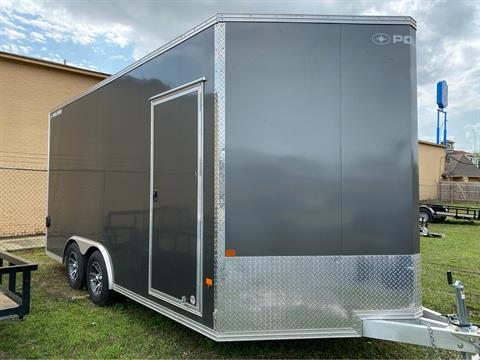 2019 Polaris Trailers PC8X16-IF in Marshall, Texas - Photo 4