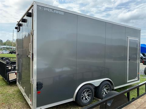 2019 Polaris Trailers PC8X16-IF in Marshall, Texas - Photo 5