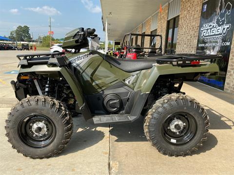 2020 Polaris Sportsman 450 H.O. Utility Package in Marshall, Texas - Photo 2