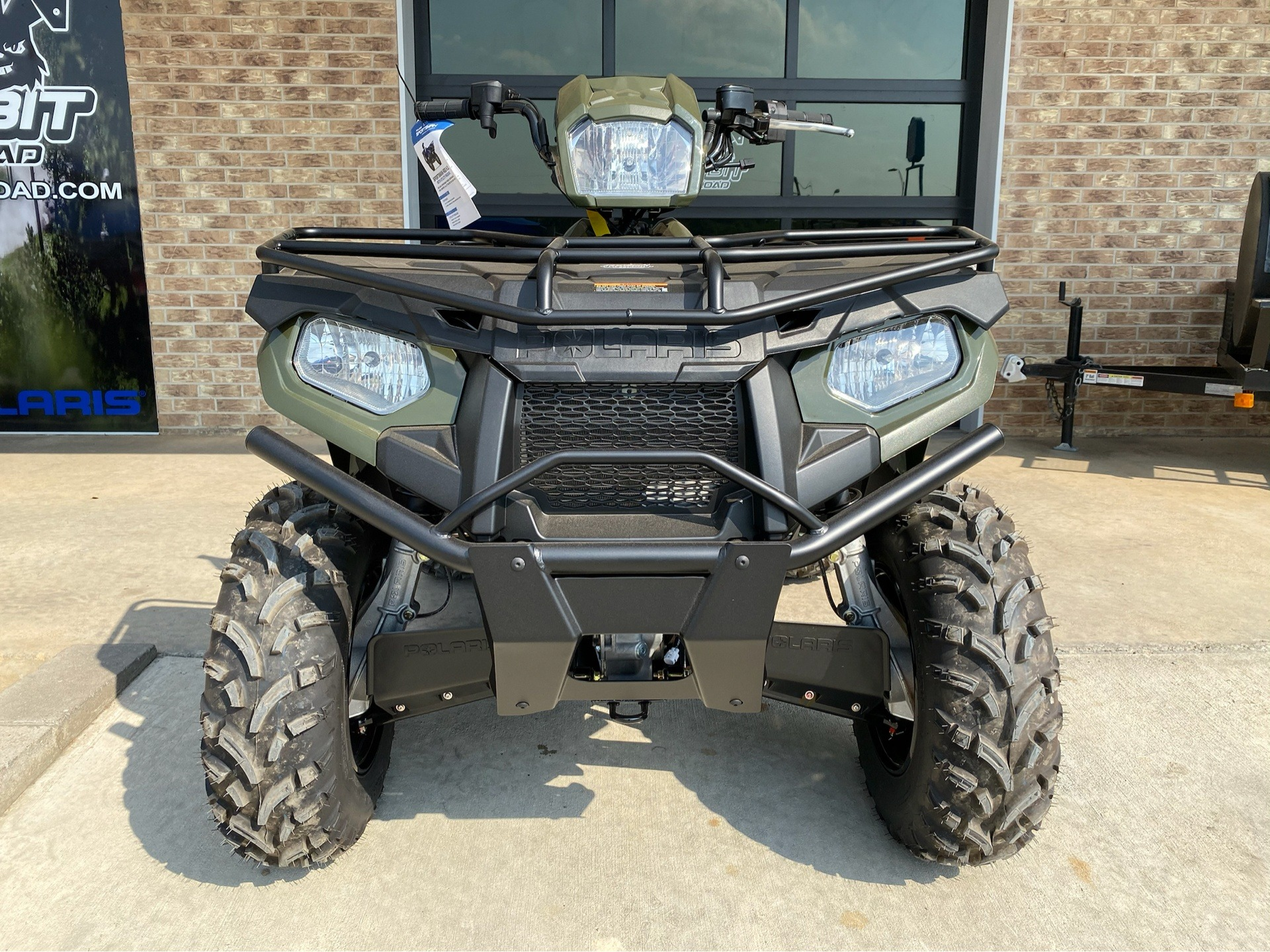 2020 Polaris Sportsman 450 H.O. Utility Package in Marshall, Texas - Photo 8