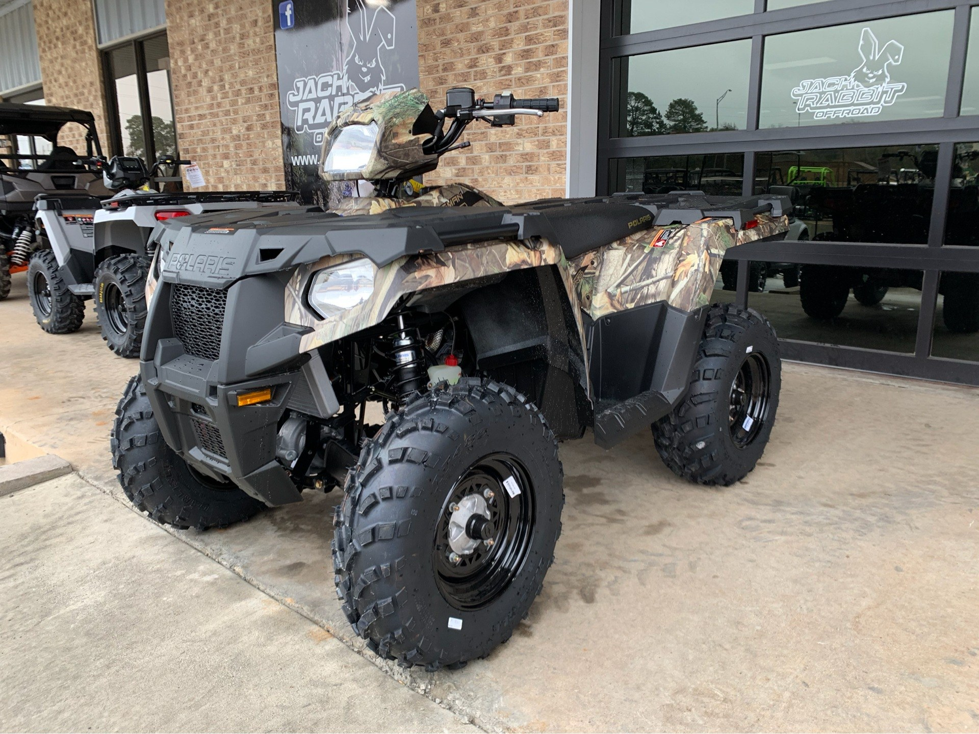 2019 Polaris Sportsman 570 Camo in Marshall, Texas - Photo 1