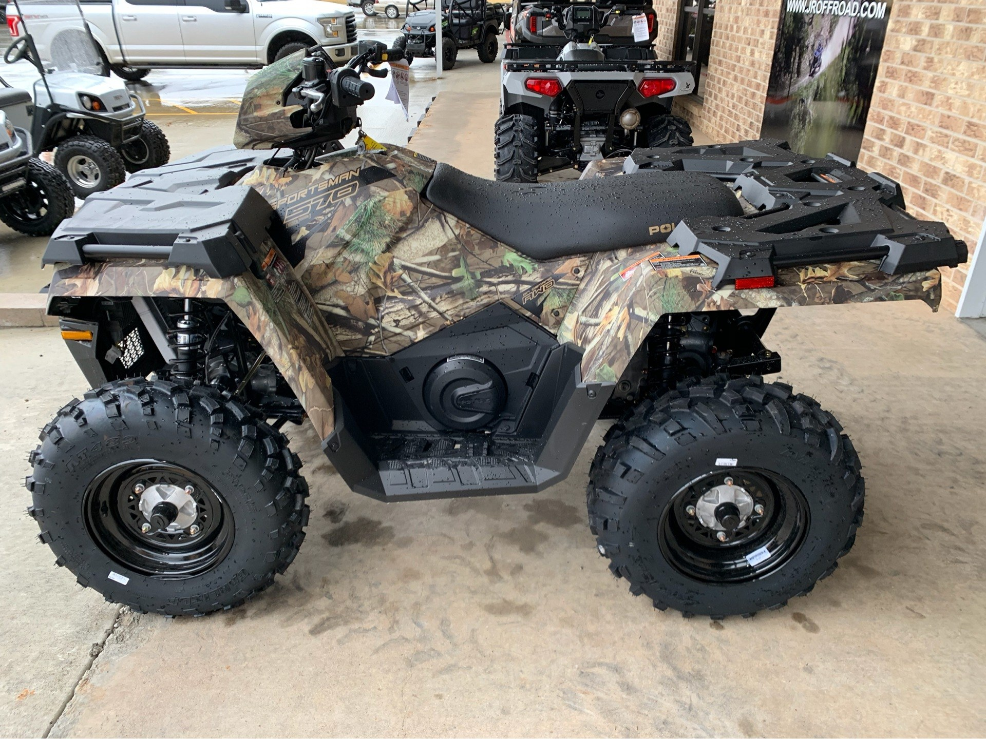2019 Polaris Sportsman 570 Camo in Marshall, Texas - Photo 2