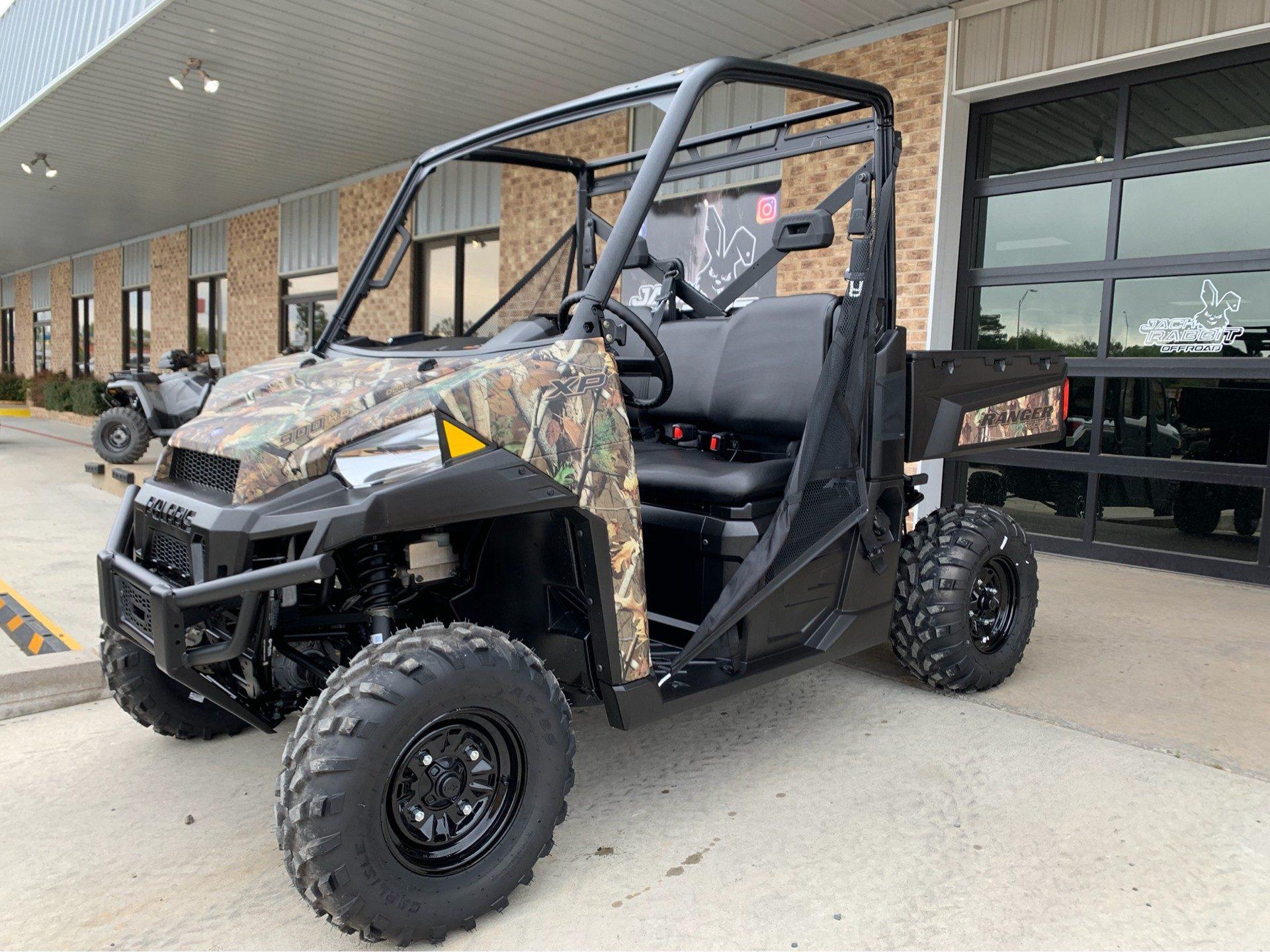 2019 Polaris Ranger XP 900 1