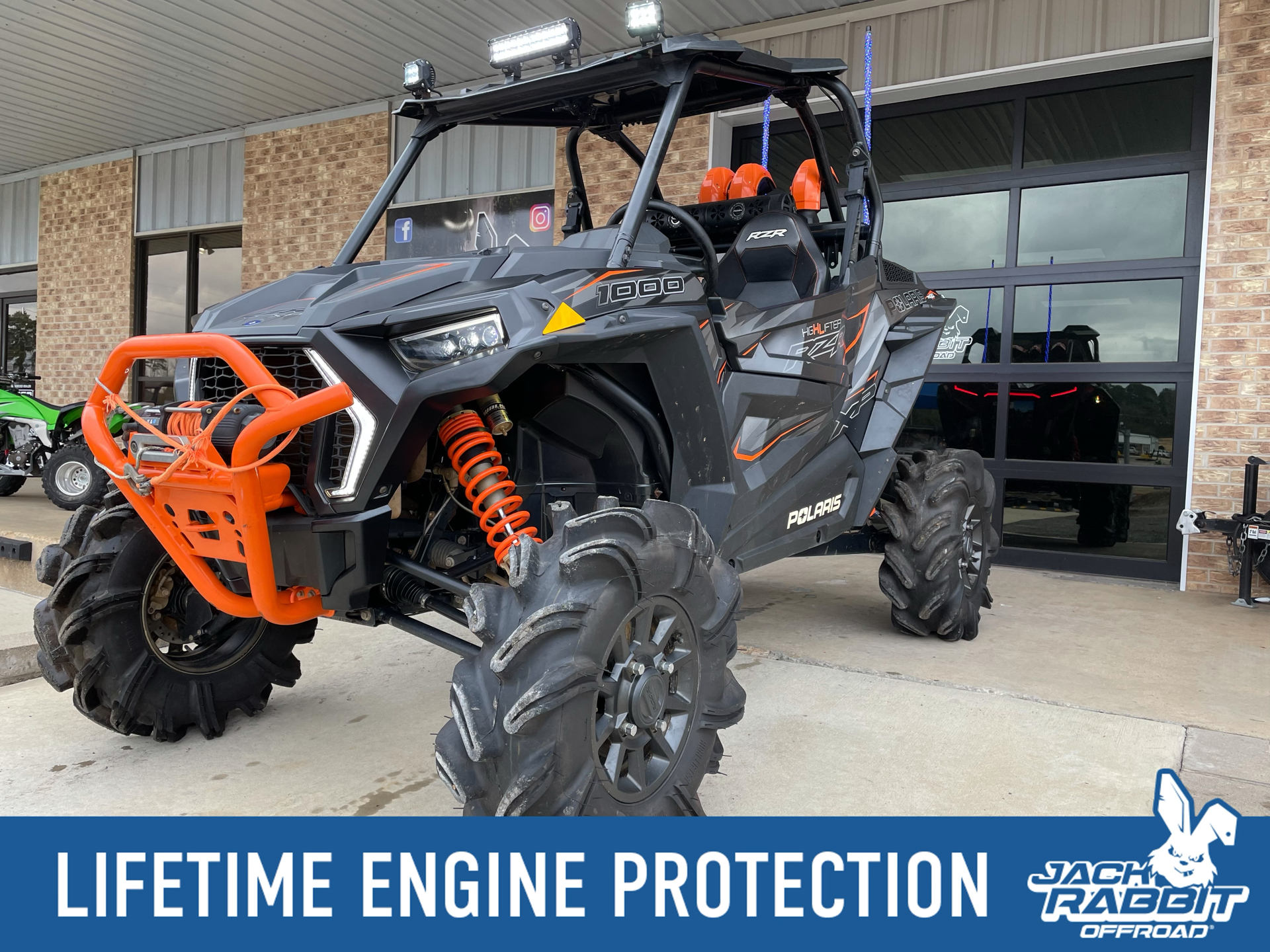 2019 Polaris RZR XP 1000 High Lifter in Marshall, Texas - Photo 1