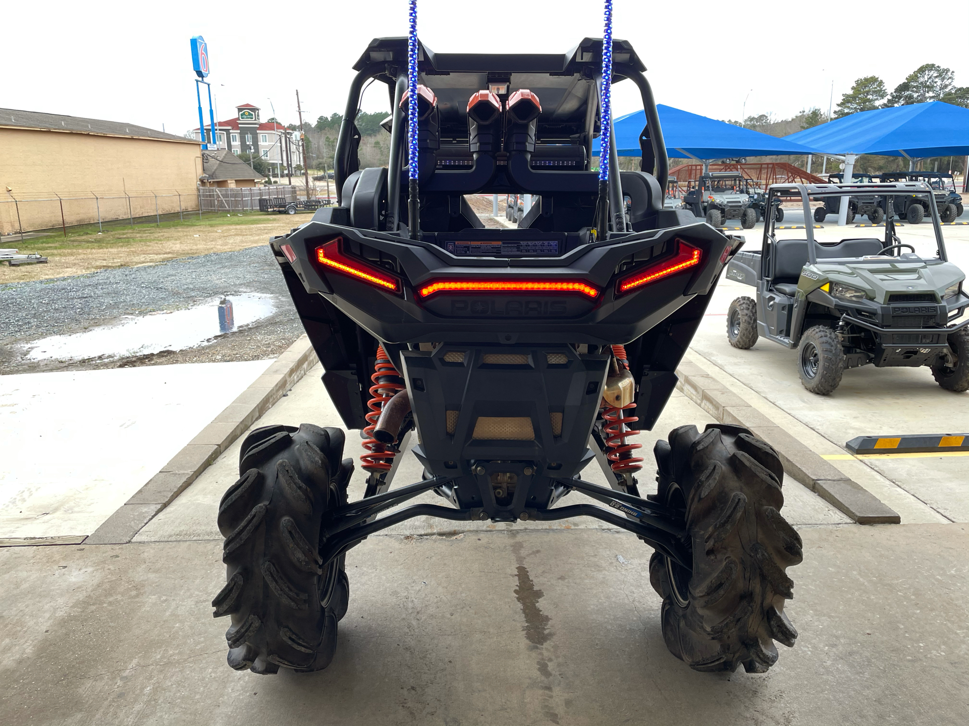 2019 Polaris RZR XP 1000 High Lifter in Marshall, Texas - Photo 9