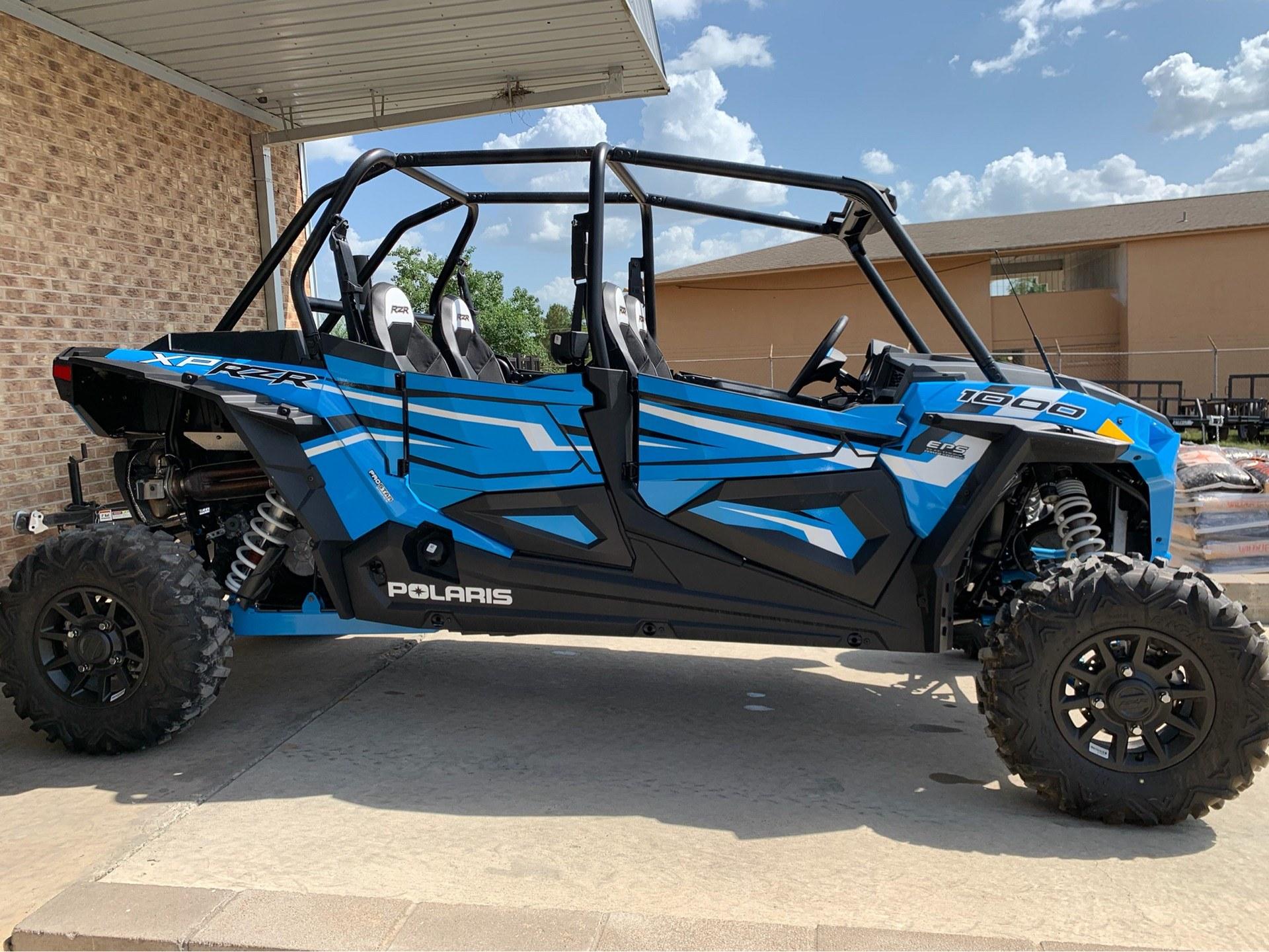 2019 Polaris RZR XP 4 1000 EPS Ride Command Edition in Marshall, Texas
