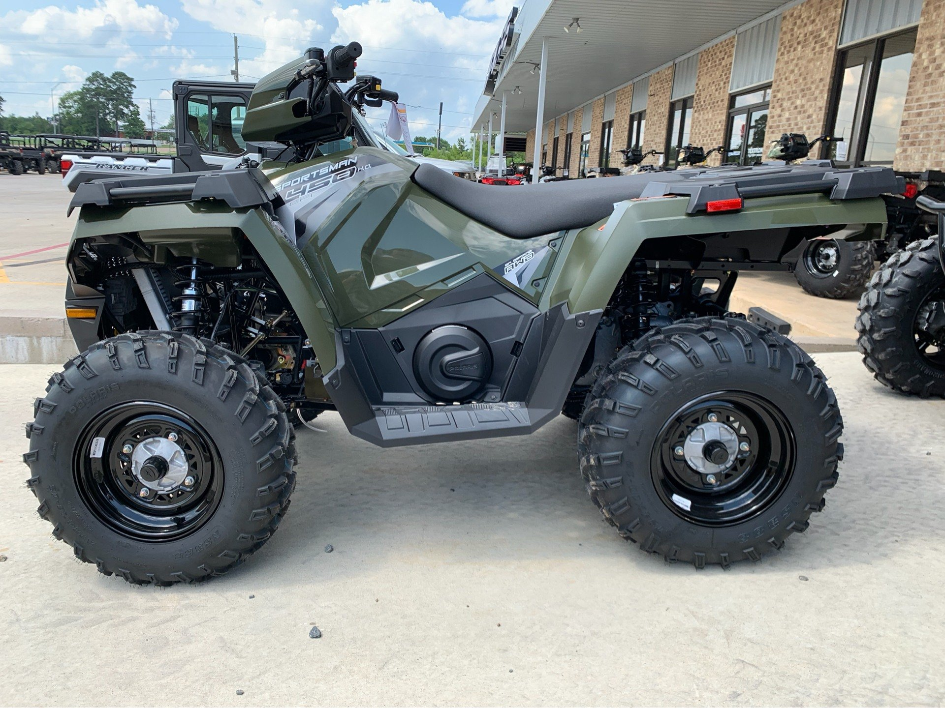 2019 Polaris Sportsman 450 H O  in Marshall, Texas