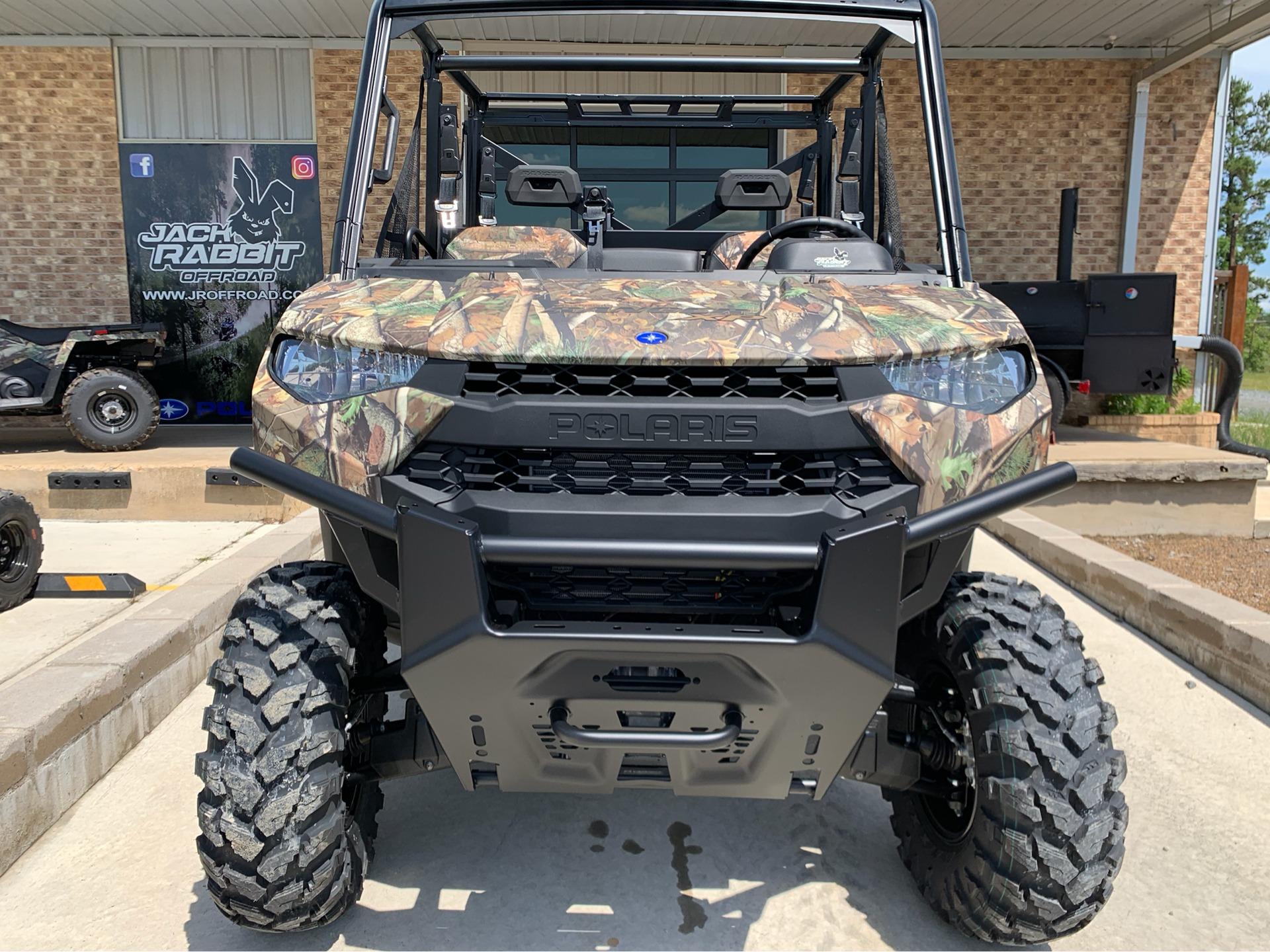 2019 Polaris Ranger Crew XP 1000 EPS Premium 8