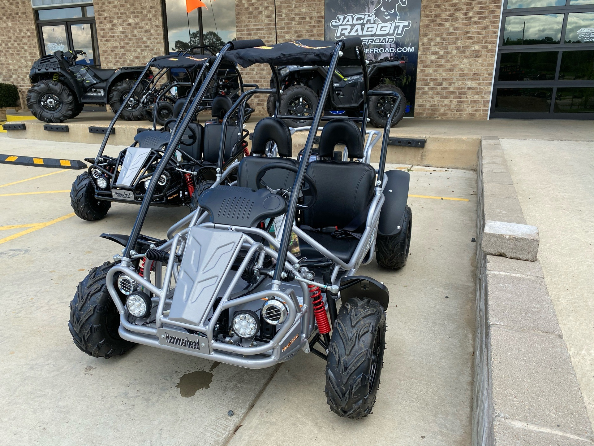 2020 Hammerhead Off-Road MudHead 208R in Marshall, Texas - Photo 1