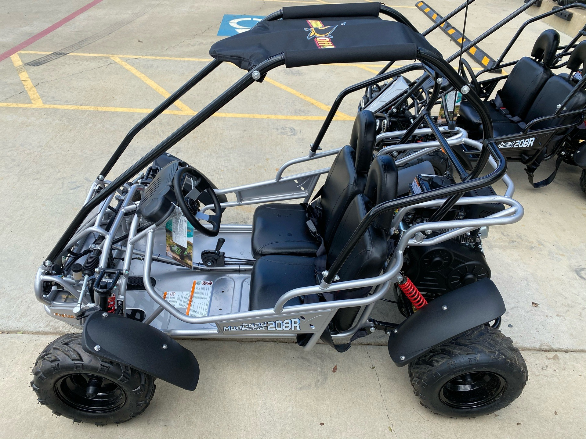 2020 Hammerhead Off-Road MudHead 208R in Marshall, Texas - Photo 2