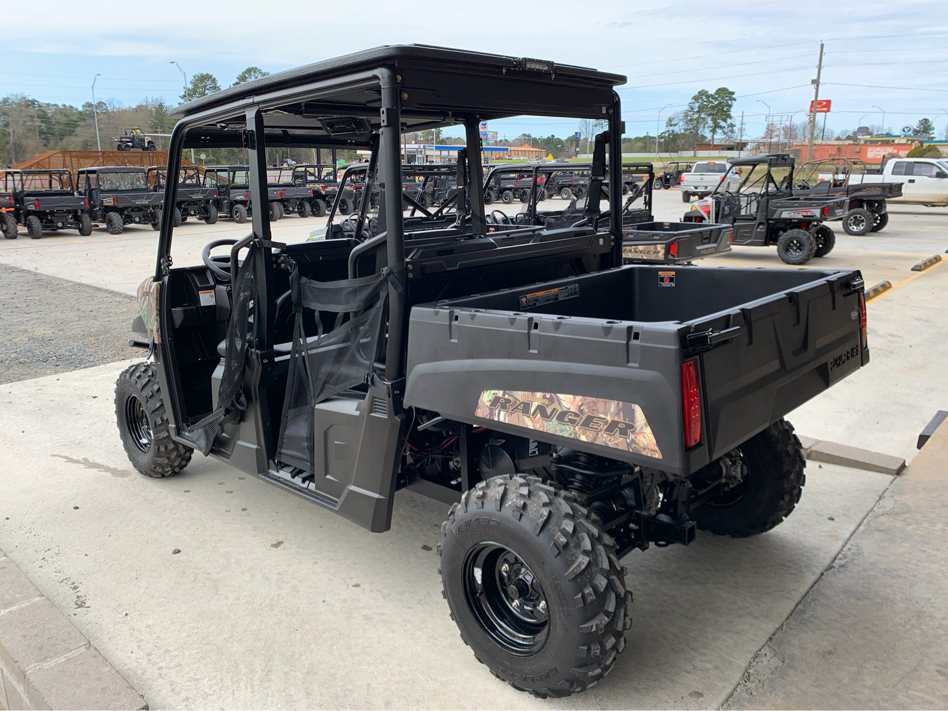 2019 Polaris Ranger Crew 570-4 in Marshall, Texas - Photo 5