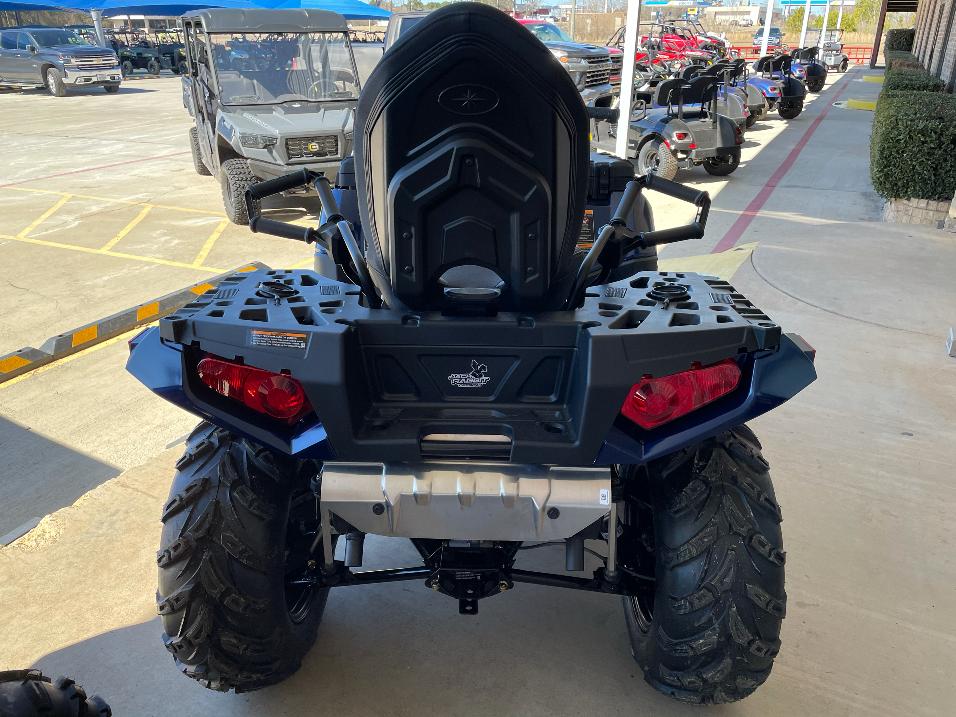 2021 Polaris Sportsman Touring 850 in Marshall, Texas - Photo 5