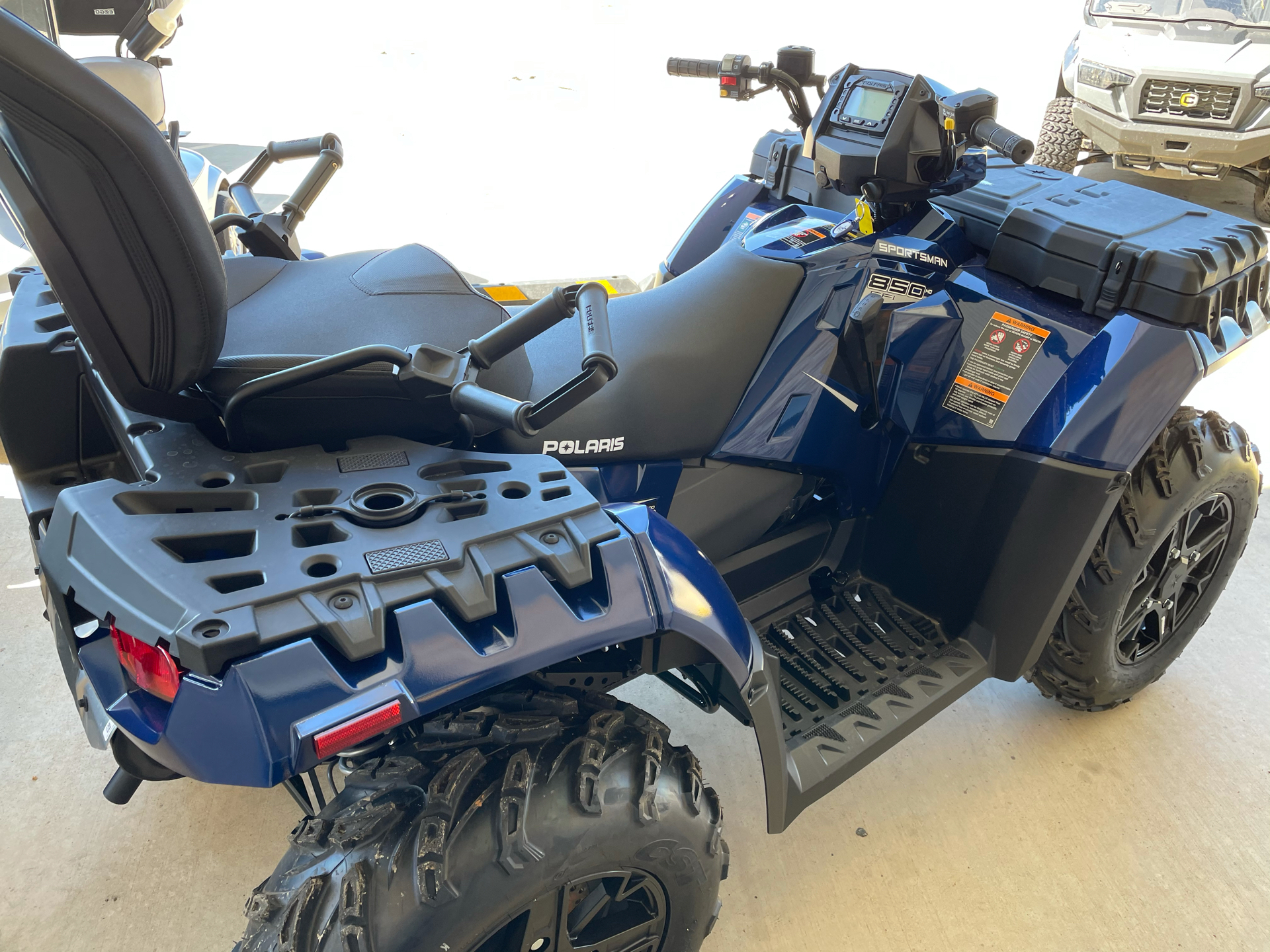 2021 Polaris Sportsman Touring 850 in Marshall, Texas - Photo 6