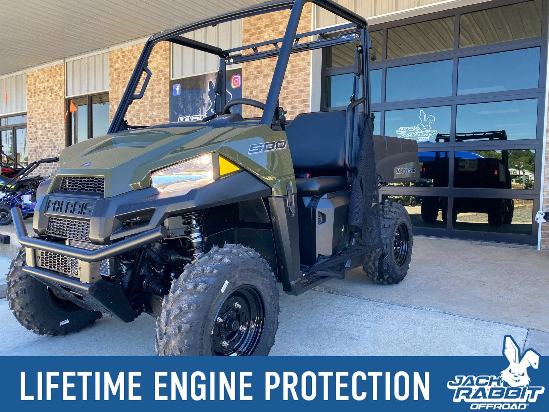 2021 Polaris Ranger 500 in Marshall, Texas - Photo 1