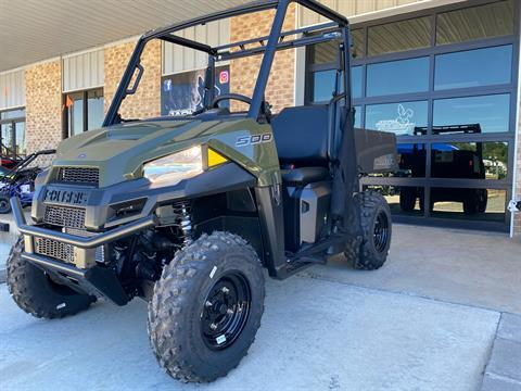 2021 Polaris Ranger 500 in Marshall, Texas - Photo 2
