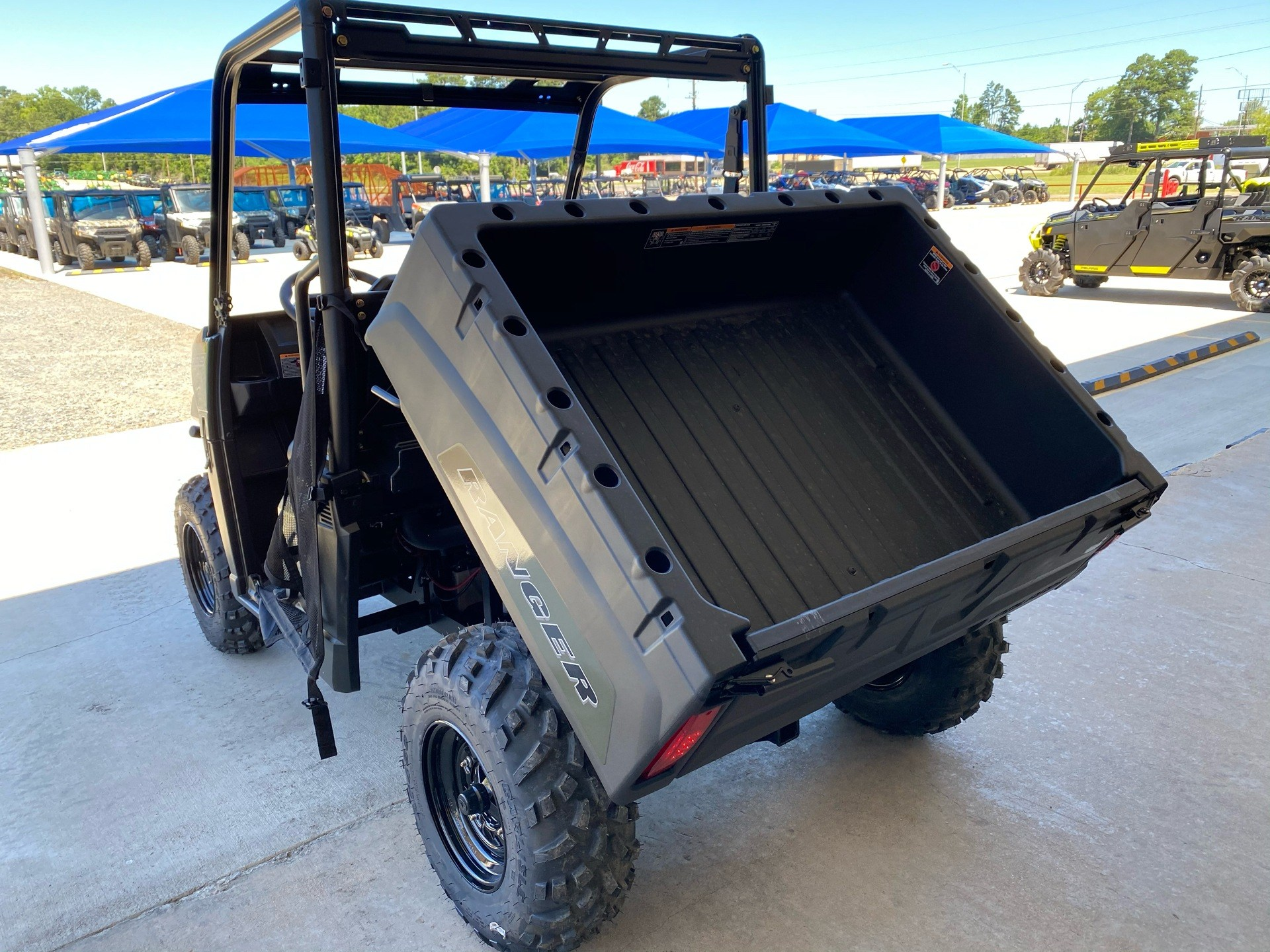 2021 Polaris Ranger 500 in Marshall, Texas - Photo 6