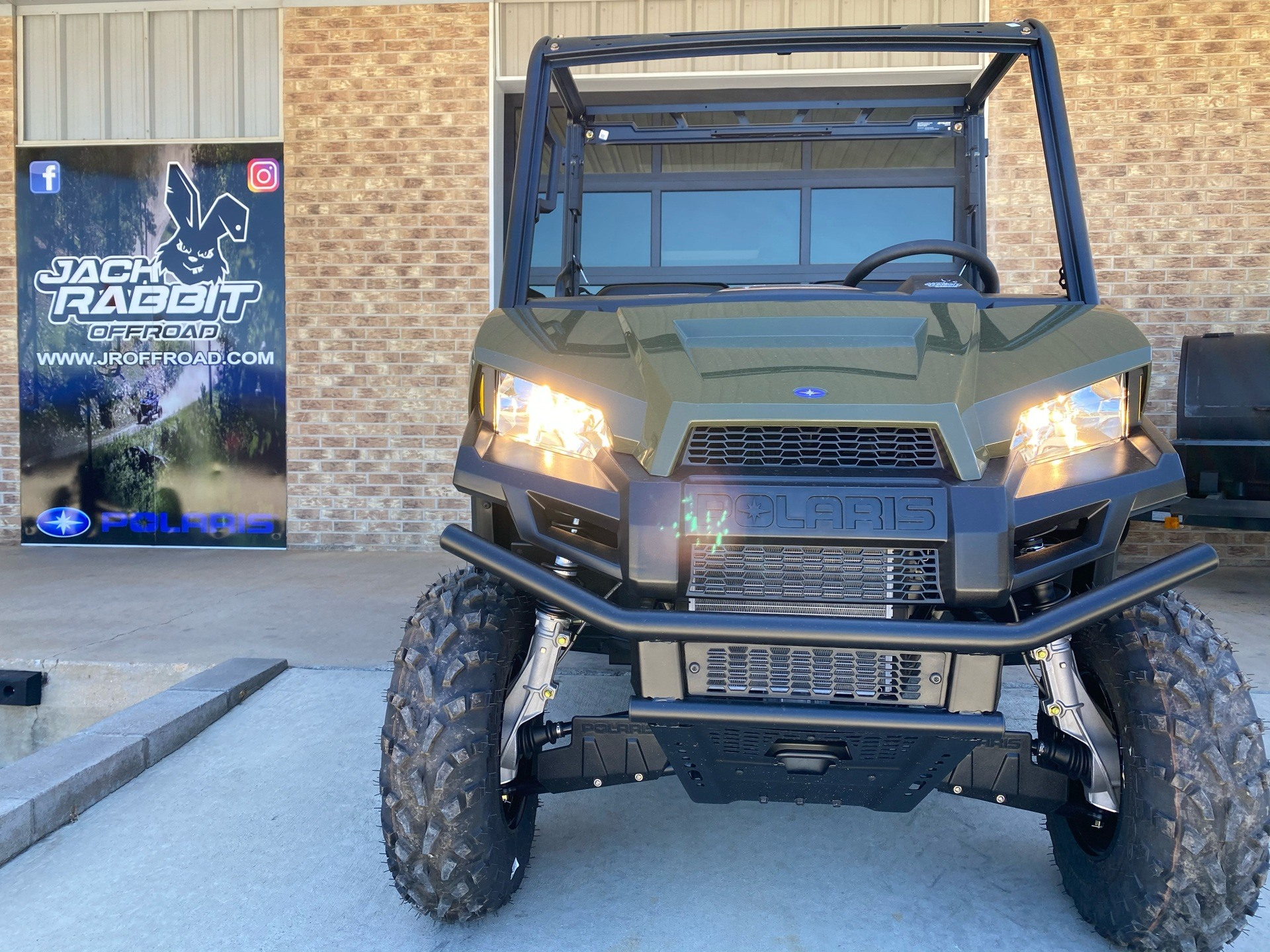 2021 Polaris Ranger 500 in Marshall, Texas - Photo 9
