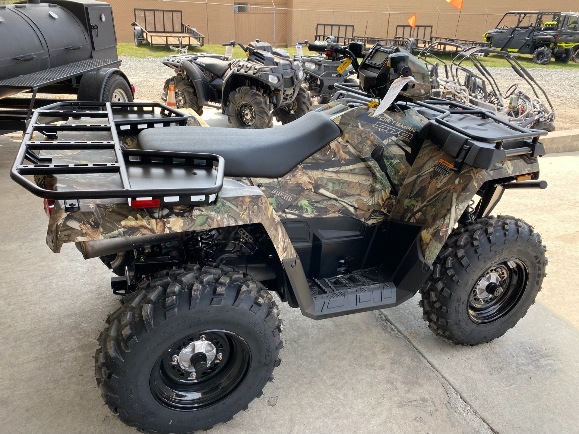 2020 Polaris Sportsman 570 Utility Package in Marshall, Texas - Photo 4
