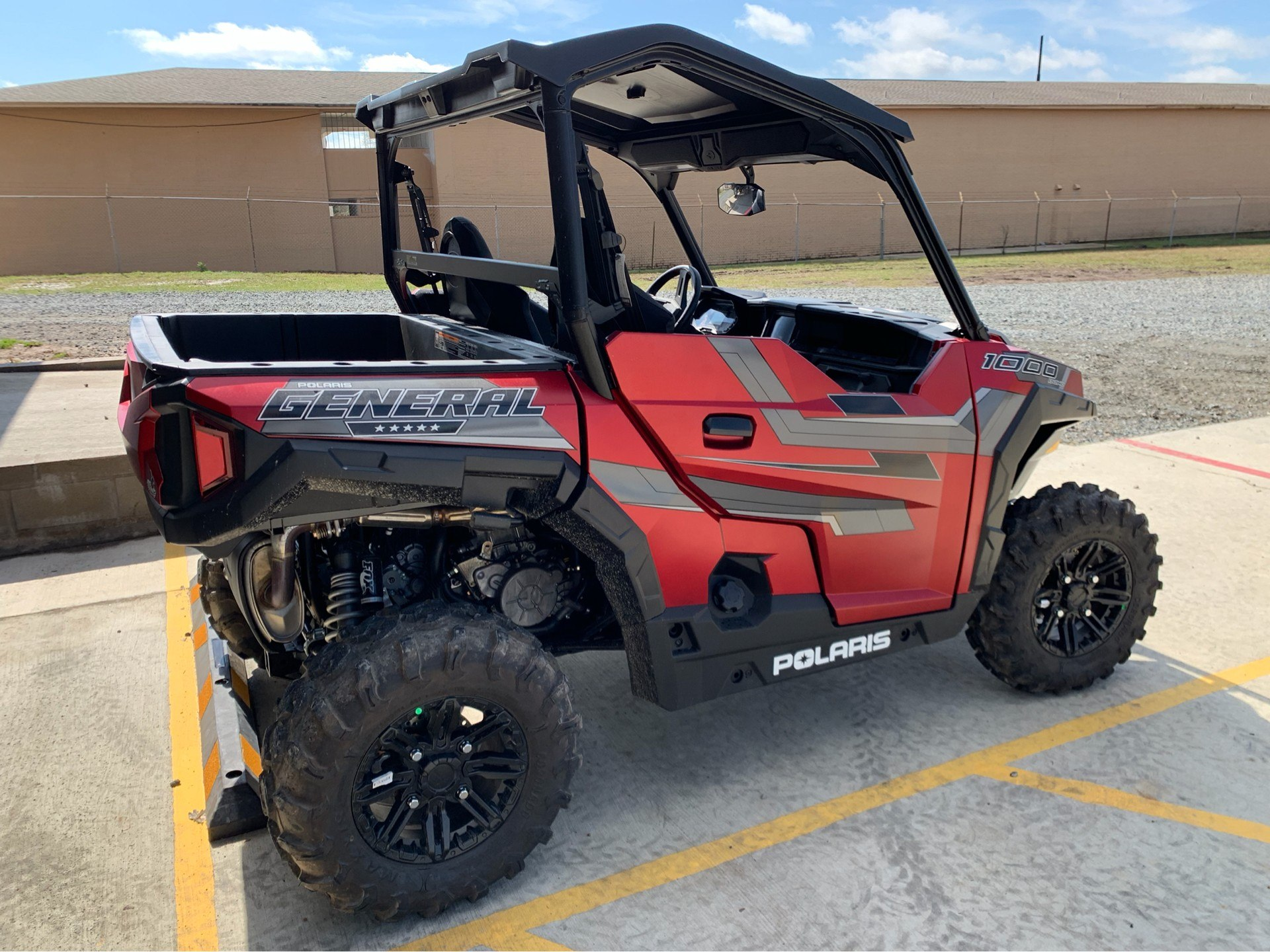 2018 Polaris General 1000 EPS Ride Command Edition in Marshall, Texas