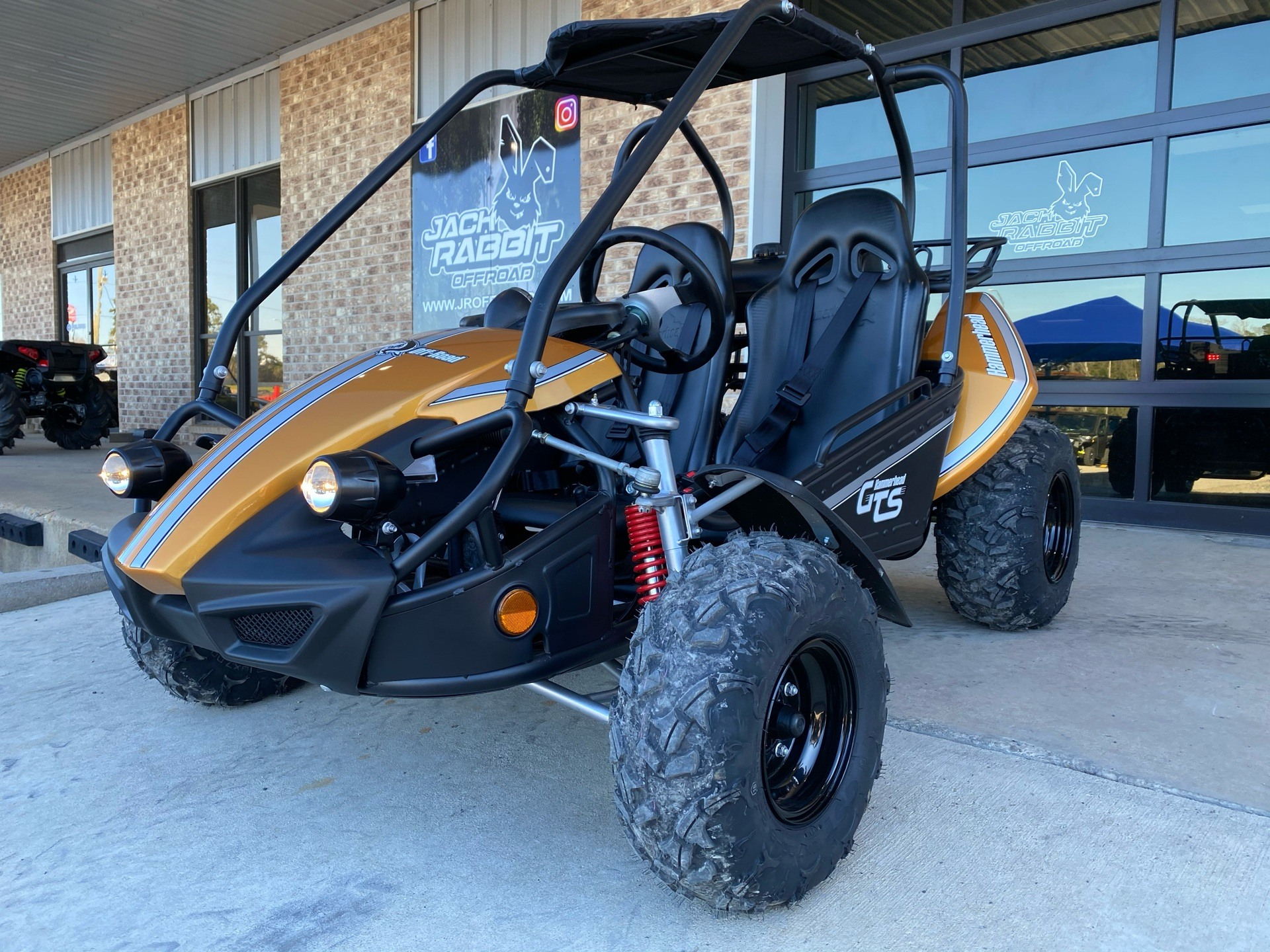 2020 Hammerhead Off-Road GTS 150 in Marshall, Texas - Photo 1