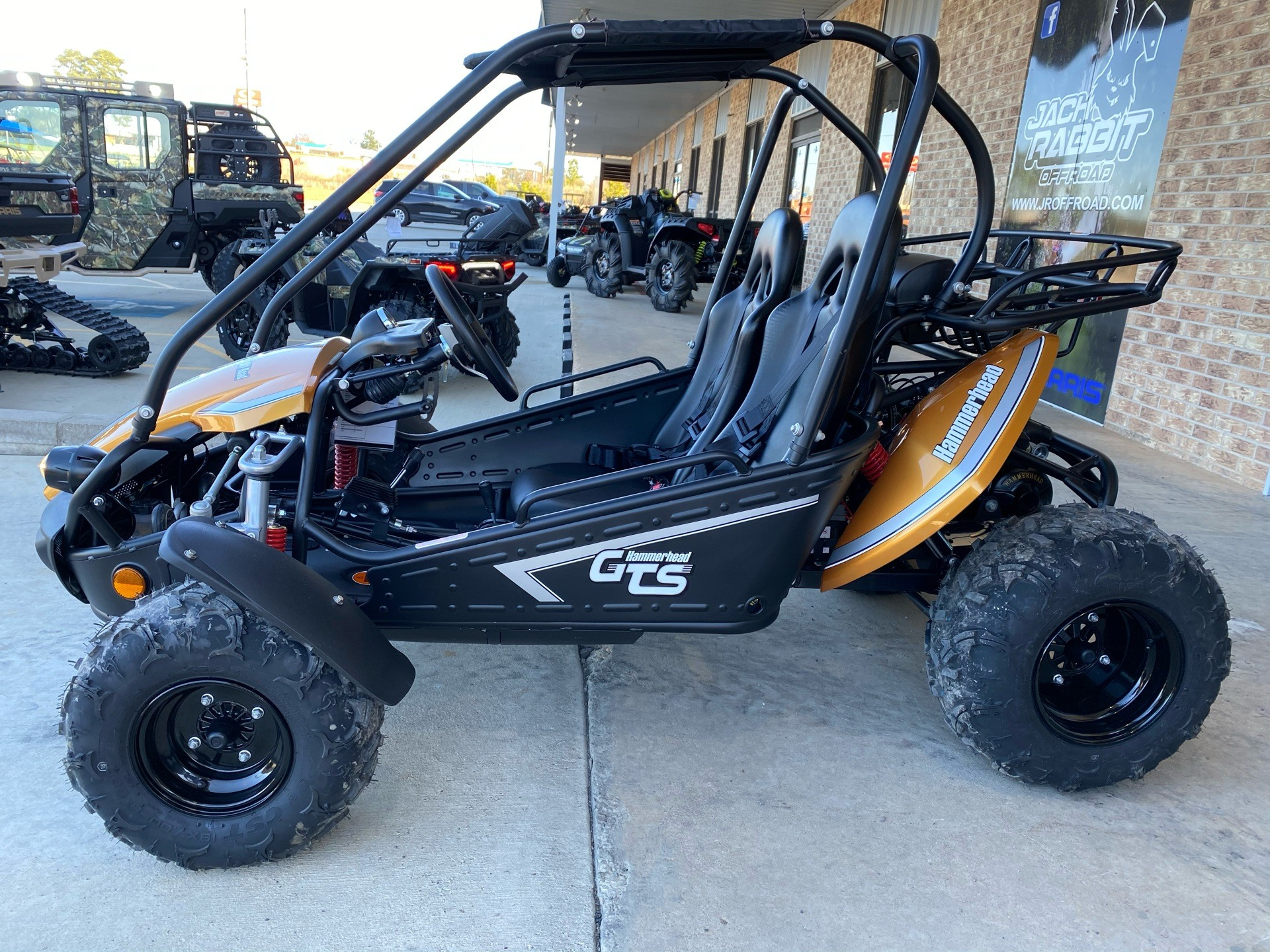 2020 Hammerhead Off-Road GTS 150 in Marshall, Texas - Photo 2