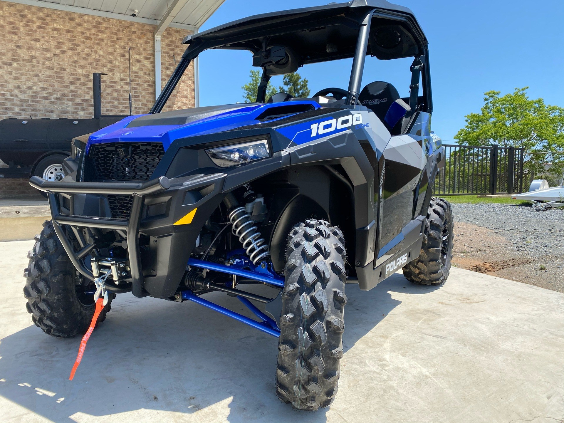 2020 Polaris General 1000 Deluxe Ride Command Package in Marshall, Texas - Photo 1