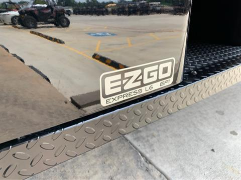 2019 E-Z-Go Express L6 Gas in Marshall, Texas - Photo 7