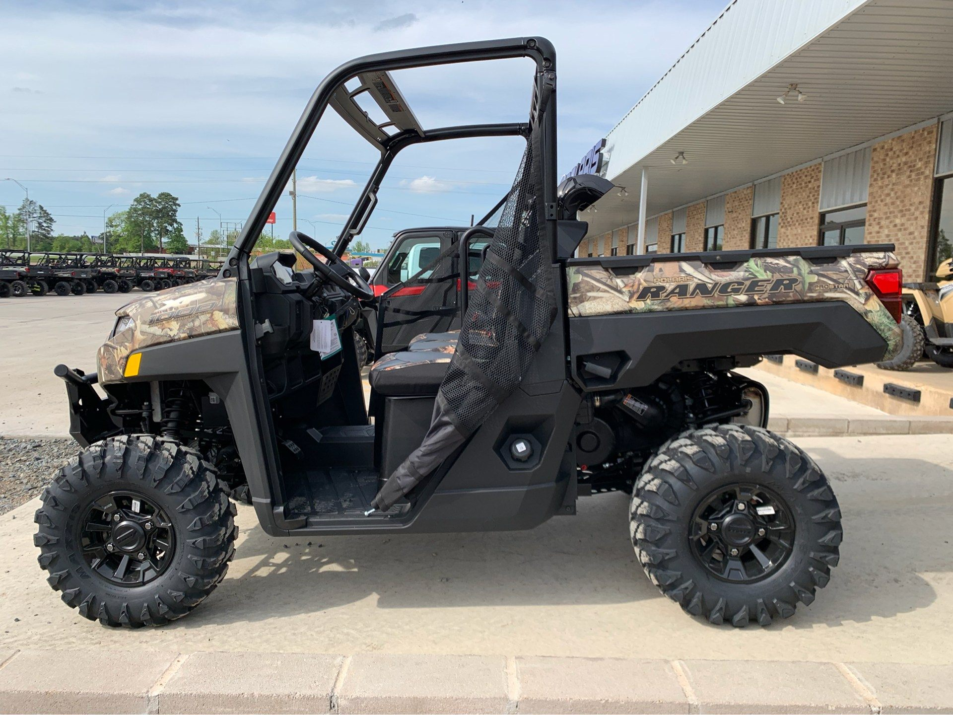 2019 Polaris RANGER XP 1000 EPS Back Country Limited Edition in Marshall, Texas - Photo 2