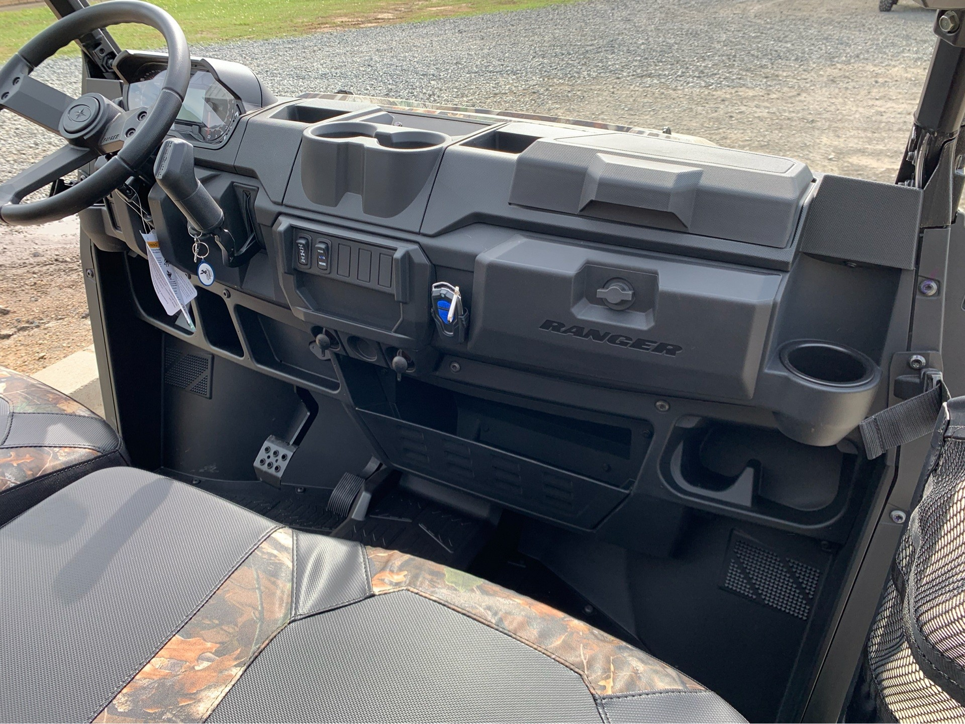 2019 Polaris RANGER XP 1000 EPS Back Country Limited Edition in Marshall, Texas - Photo 8