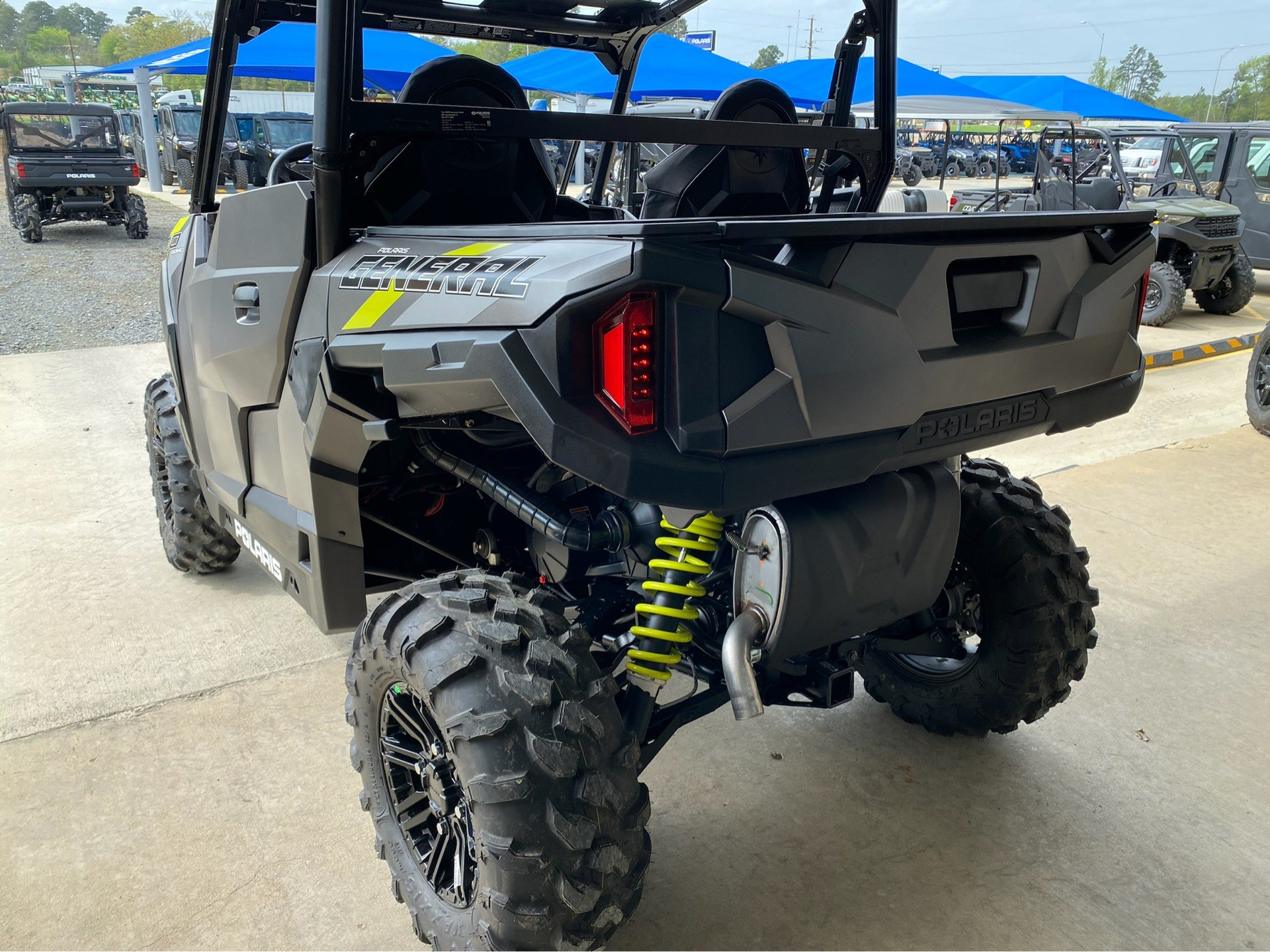 2020 Polaris General 1000 Premium in Marshall, Texas - Photo 5