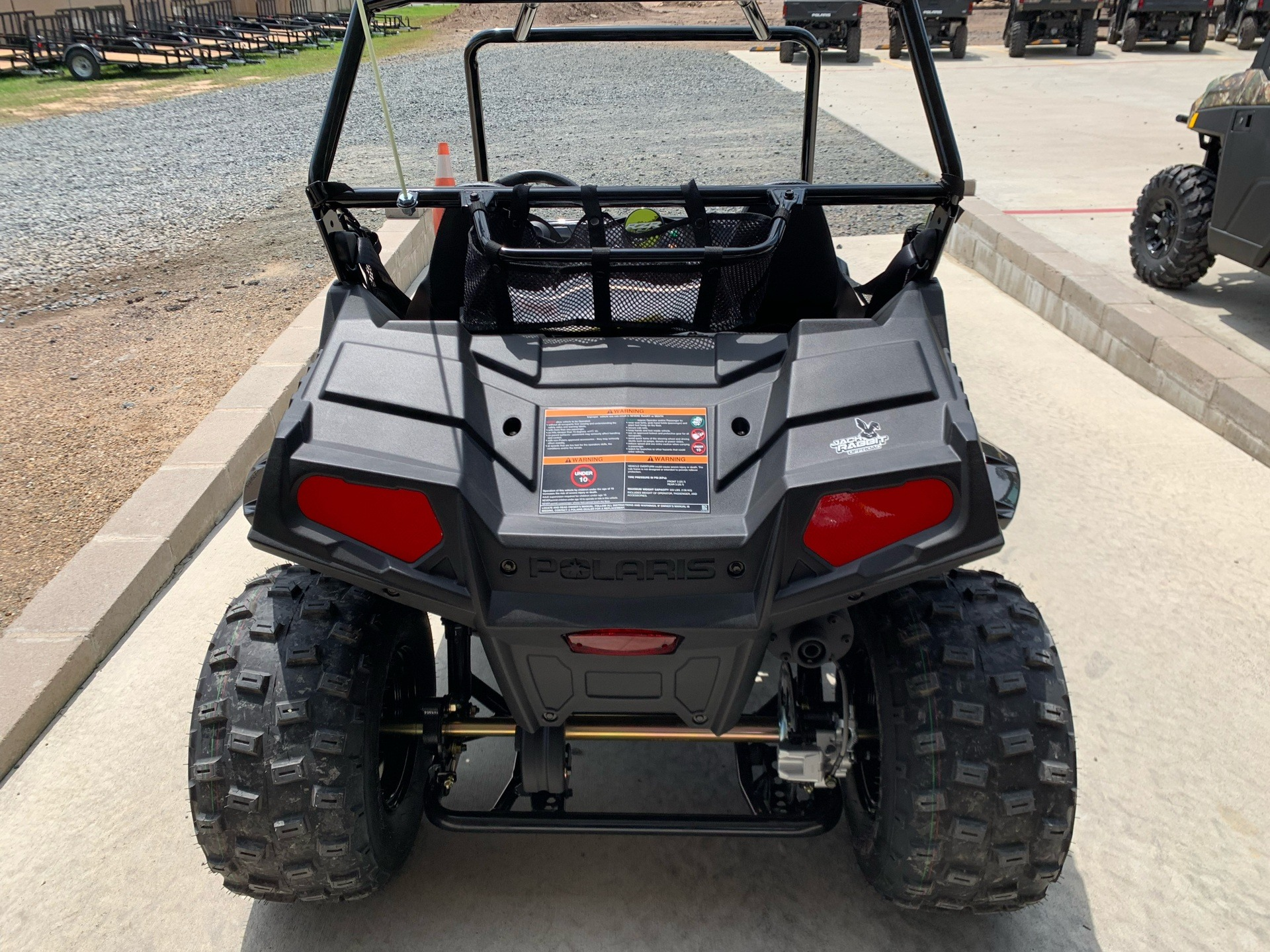 2020 Polaris RZR 170 EFI in Marshall, Texas - Photo 4