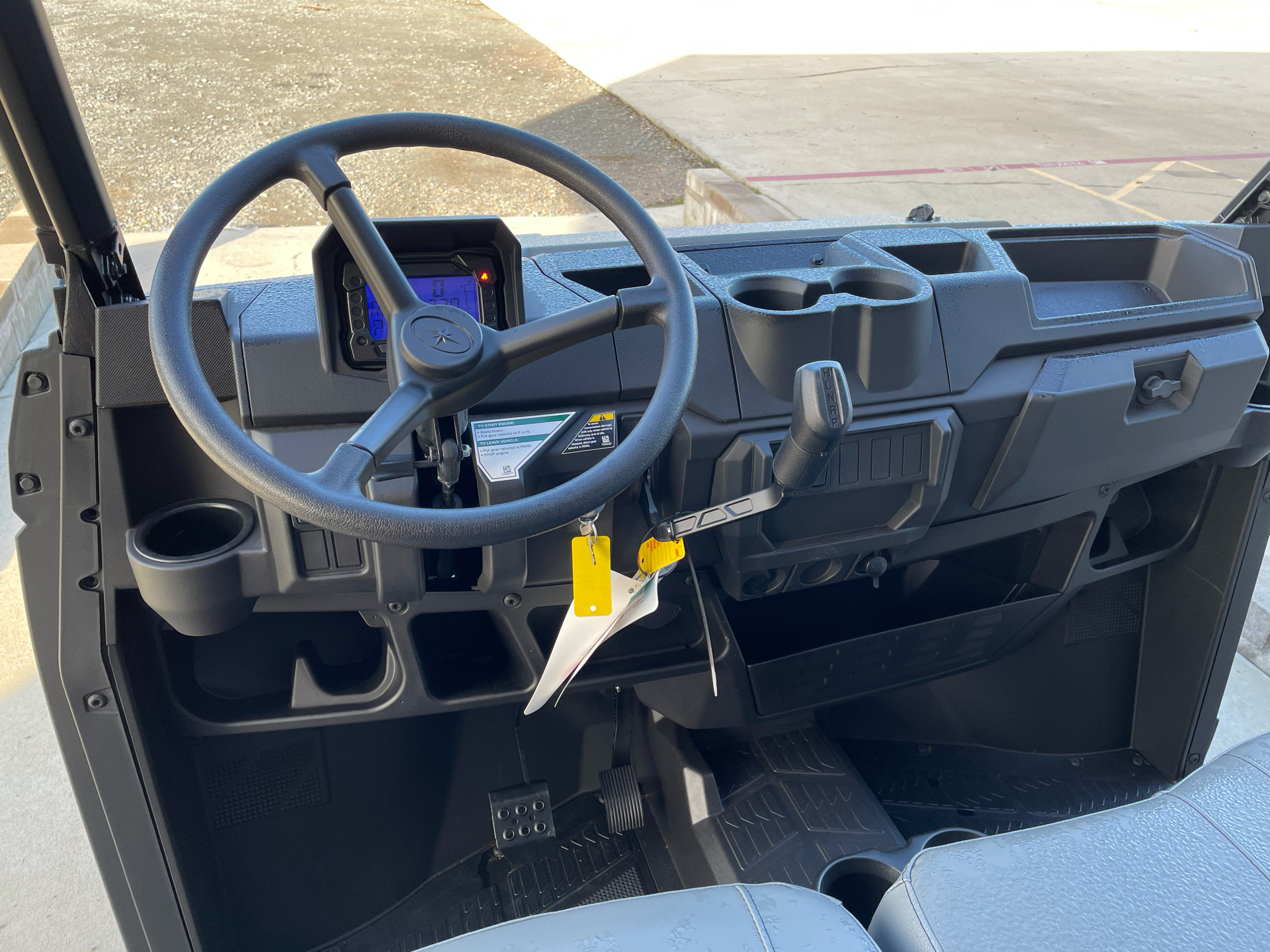 2020 Polaris PRO XD 4000G AWD in Marshall, Texas - Photo 4