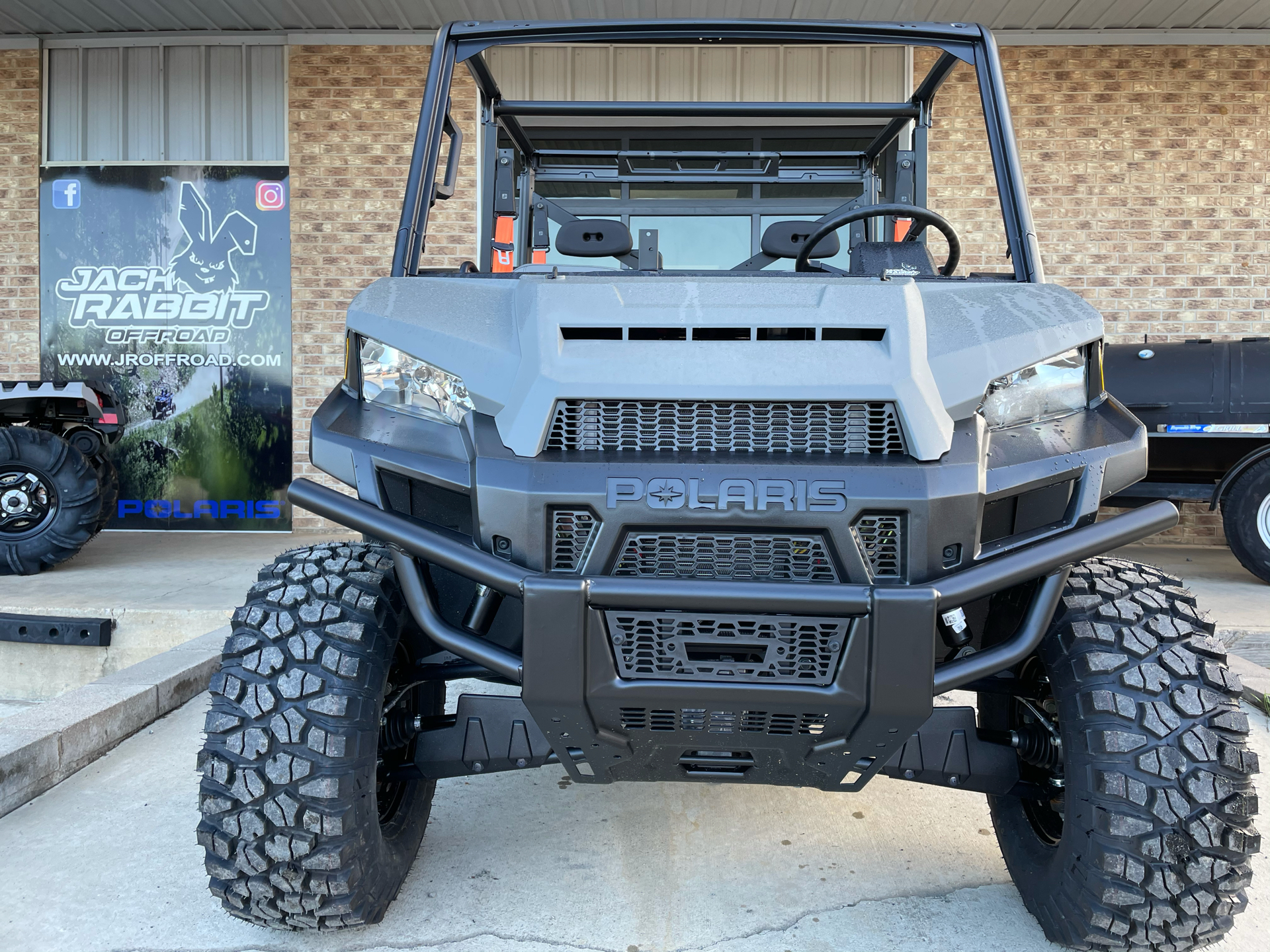 2020 Polaris PRO XD 4000G AWD in Marshall, Texas - Photo 8