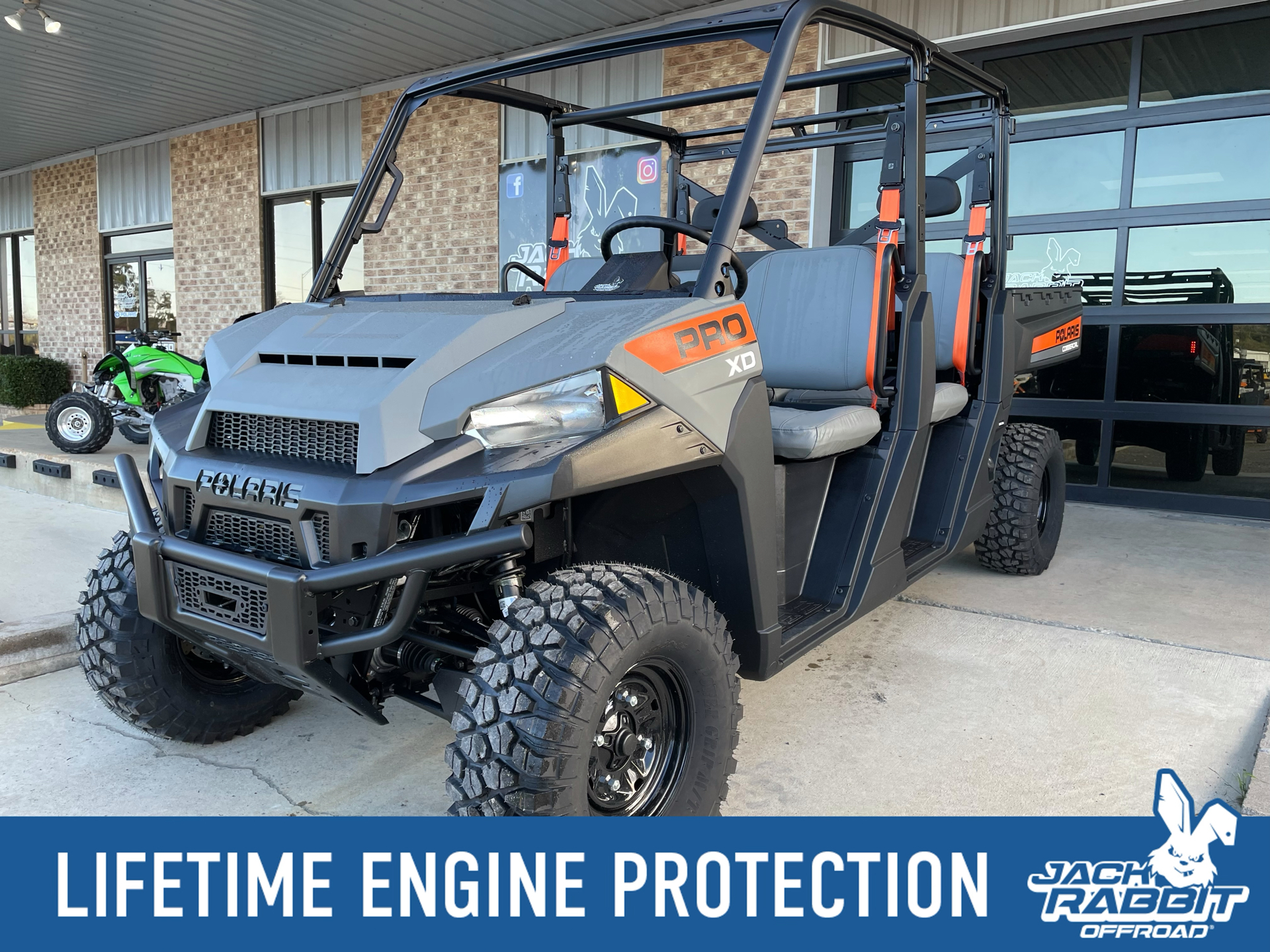 2020 Polaris PRO XD 4000G AWD in Marshall, Texas - Photo 1