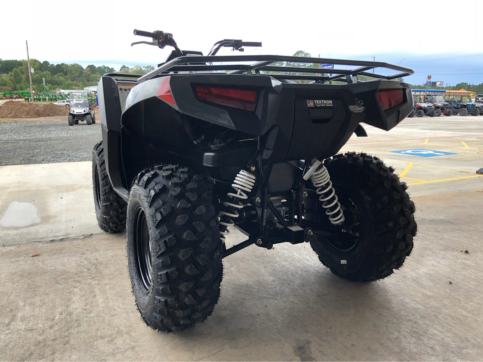 2019 Textron Off Road Alterra 570 EPS in Marshall, Texas