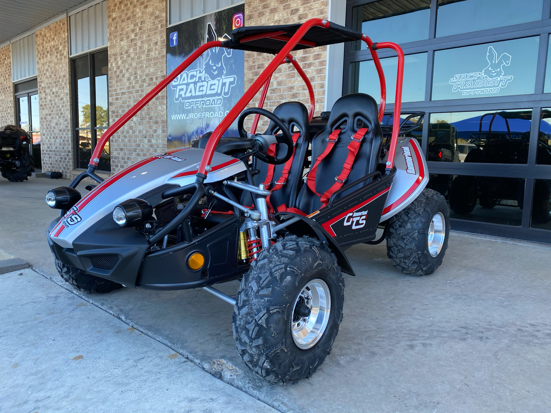 2021 Hammerhead Off-Road GTS Platinum in Marshall, Texas - Photo 1