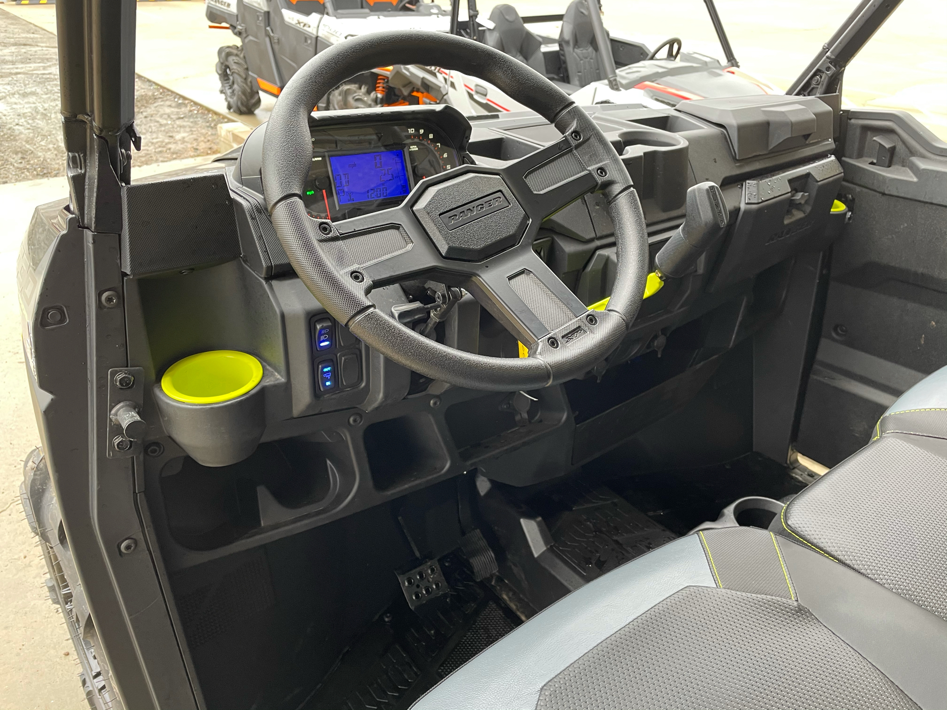 2020 Polaris Ranger XP 1000 High Lifter Edition in Marshall, Texas - Photo 5