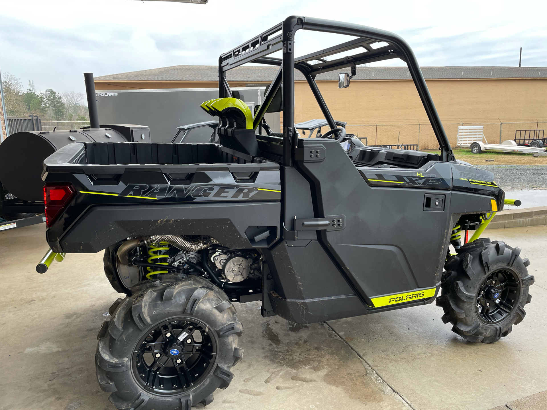 2020 Polaris Ranger XP 1000 High Lifter Edition in Marshall, Texas - Photo 9