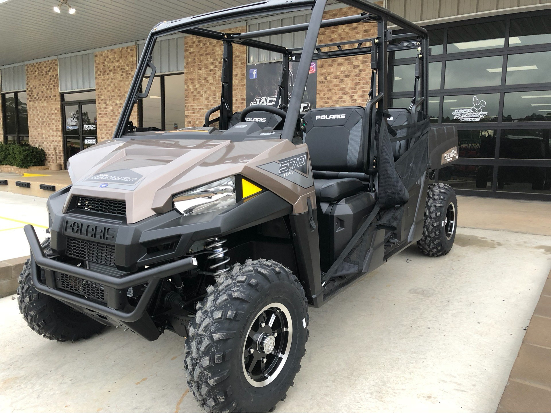 2019 Polaris Ranger Crew 570-4 EPS in Marshall, Texas - Photo 1