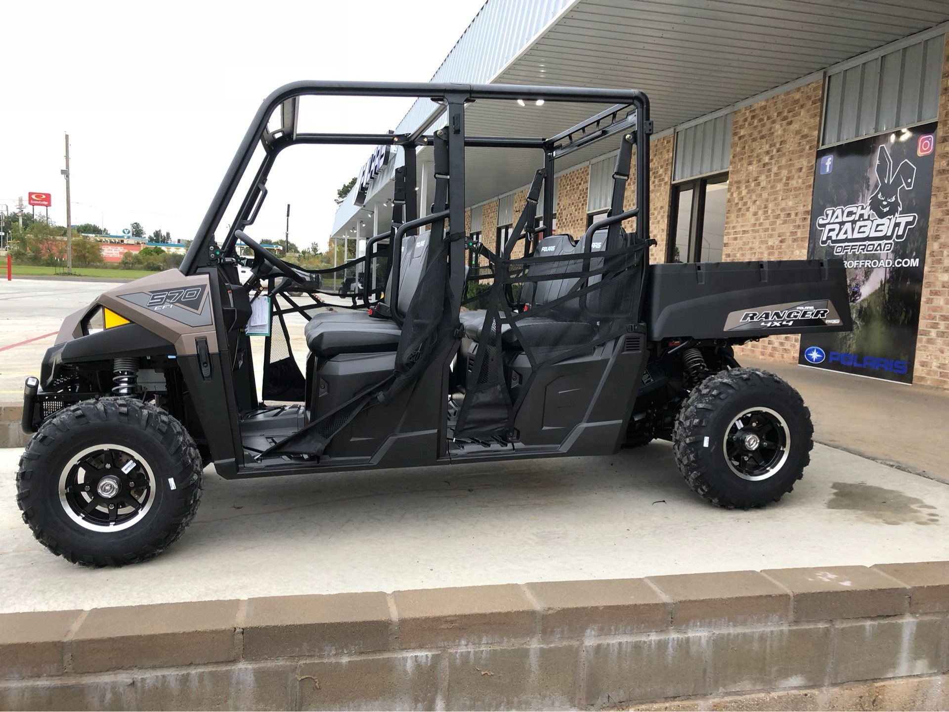2019 Polaris Ranger Crew 570-4 EPS in Marshall, Texas - Photo 2