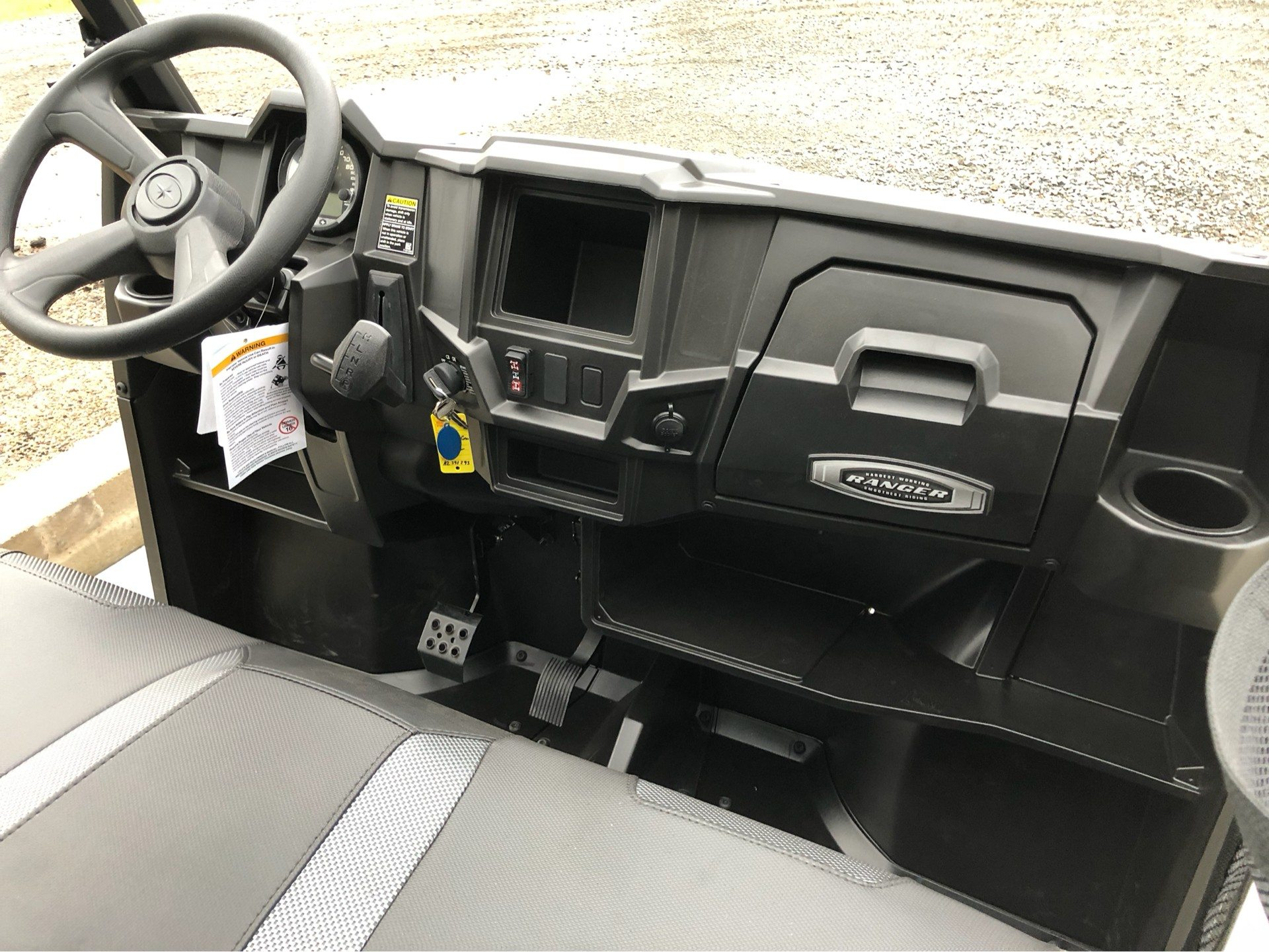 2019 Polaris Ranger Crew 570-4 EPS in Marshall, Texas - Photo 7
