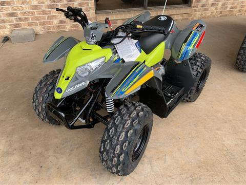 2019 Polaris Outlaw 50 in Marshall, Texas