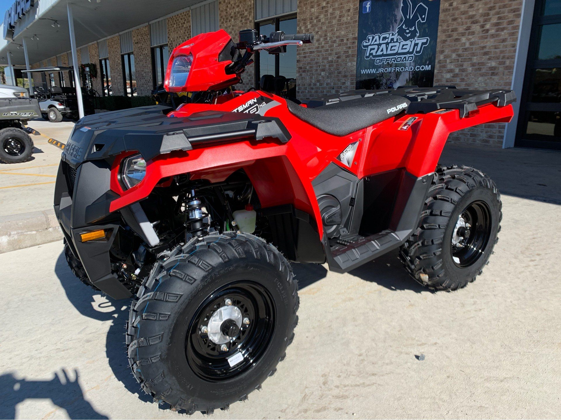 2019 Polaris Sportsman 450 H.O. 1