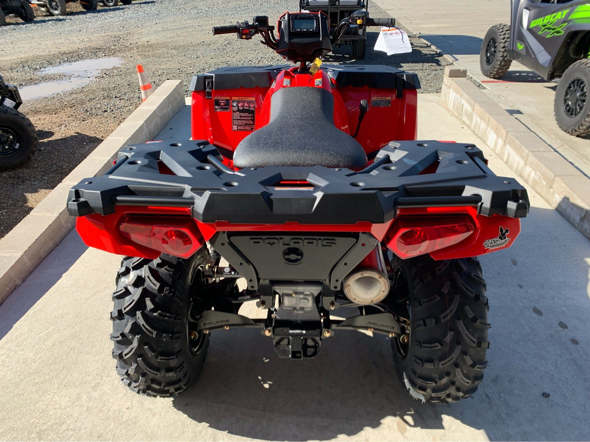 2019 Polaris Sportsman 450 H.O. 4