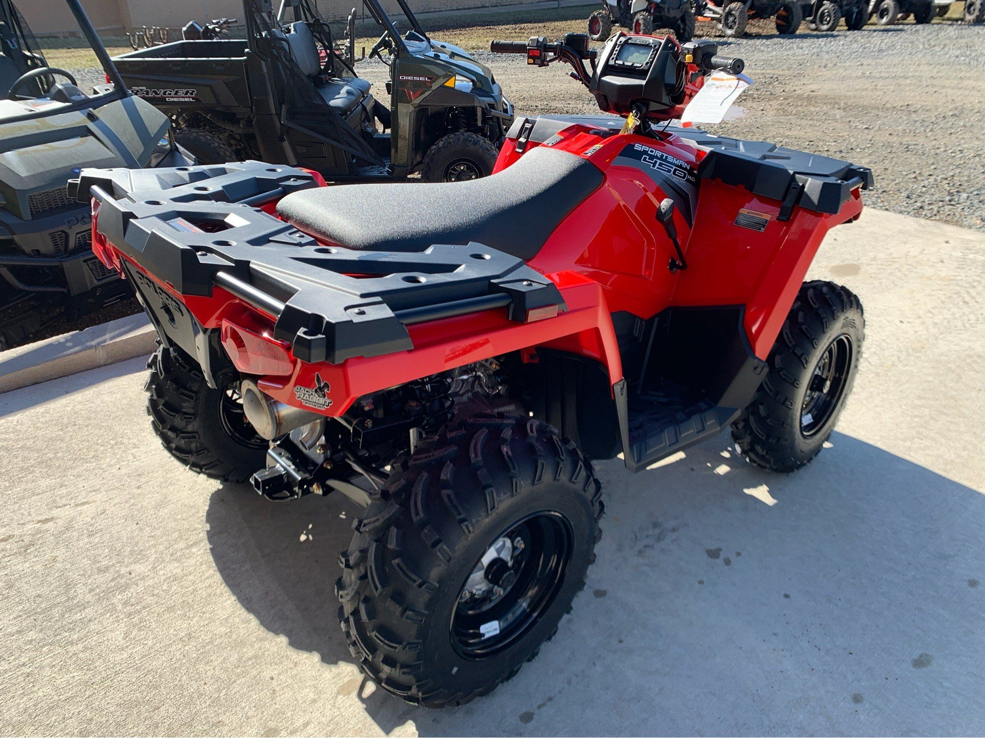 2019 Polaris Sportsman 450 H.O. 6